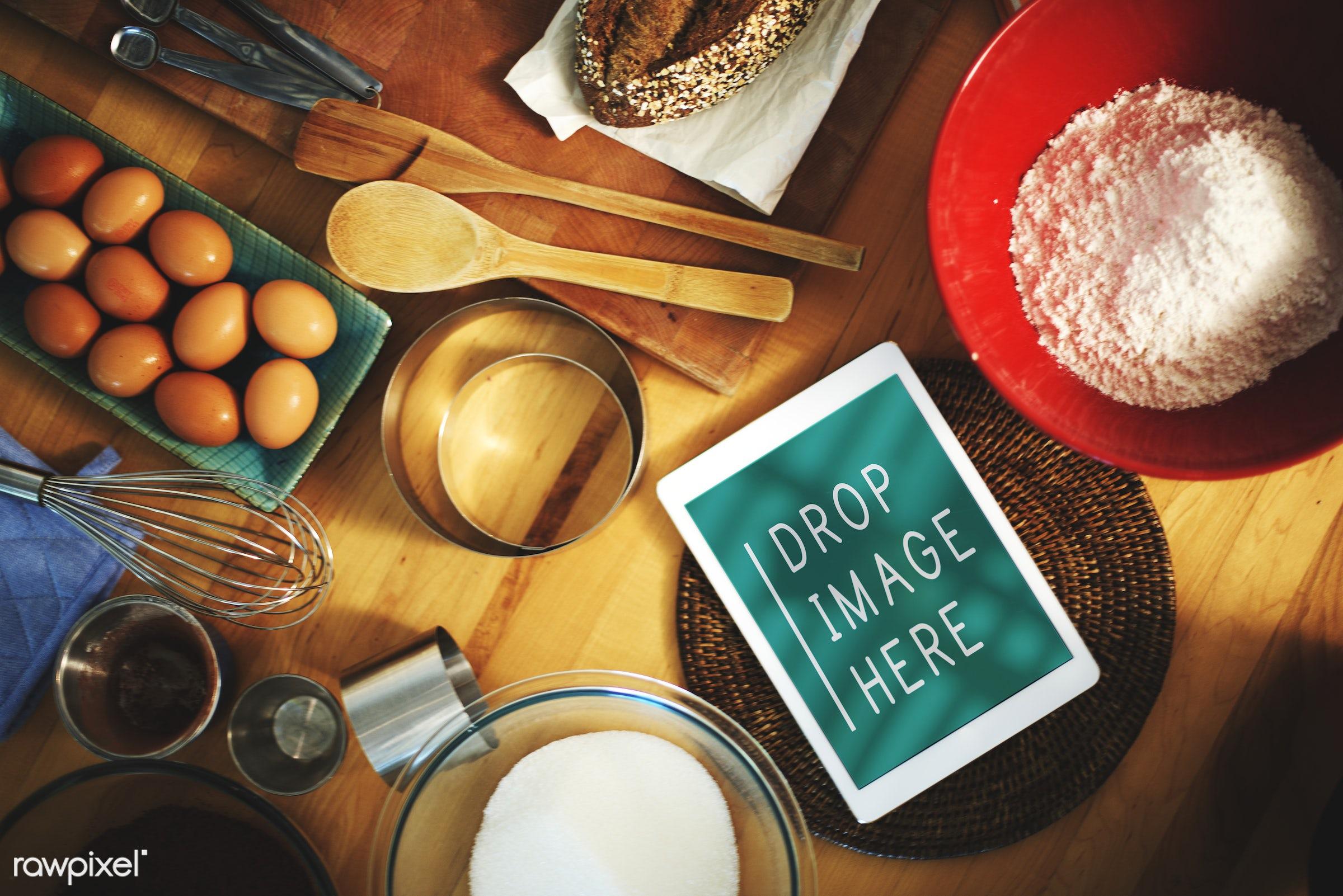 bake, bake shop, bakery, baking, cook, cookies, cooking, cutlery, delicious, eggs, equipment, food, gourmet, hobby,...
