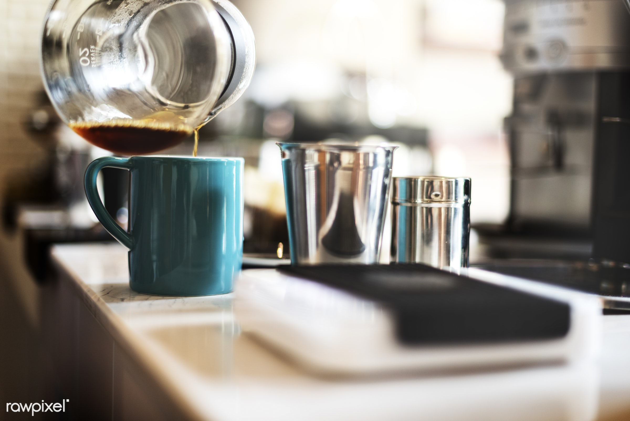 cafe, coffee shop, appliance, apron, attractive, bar, barista, bistro, business, cafeteria, coffee, coffee mill, counter,...