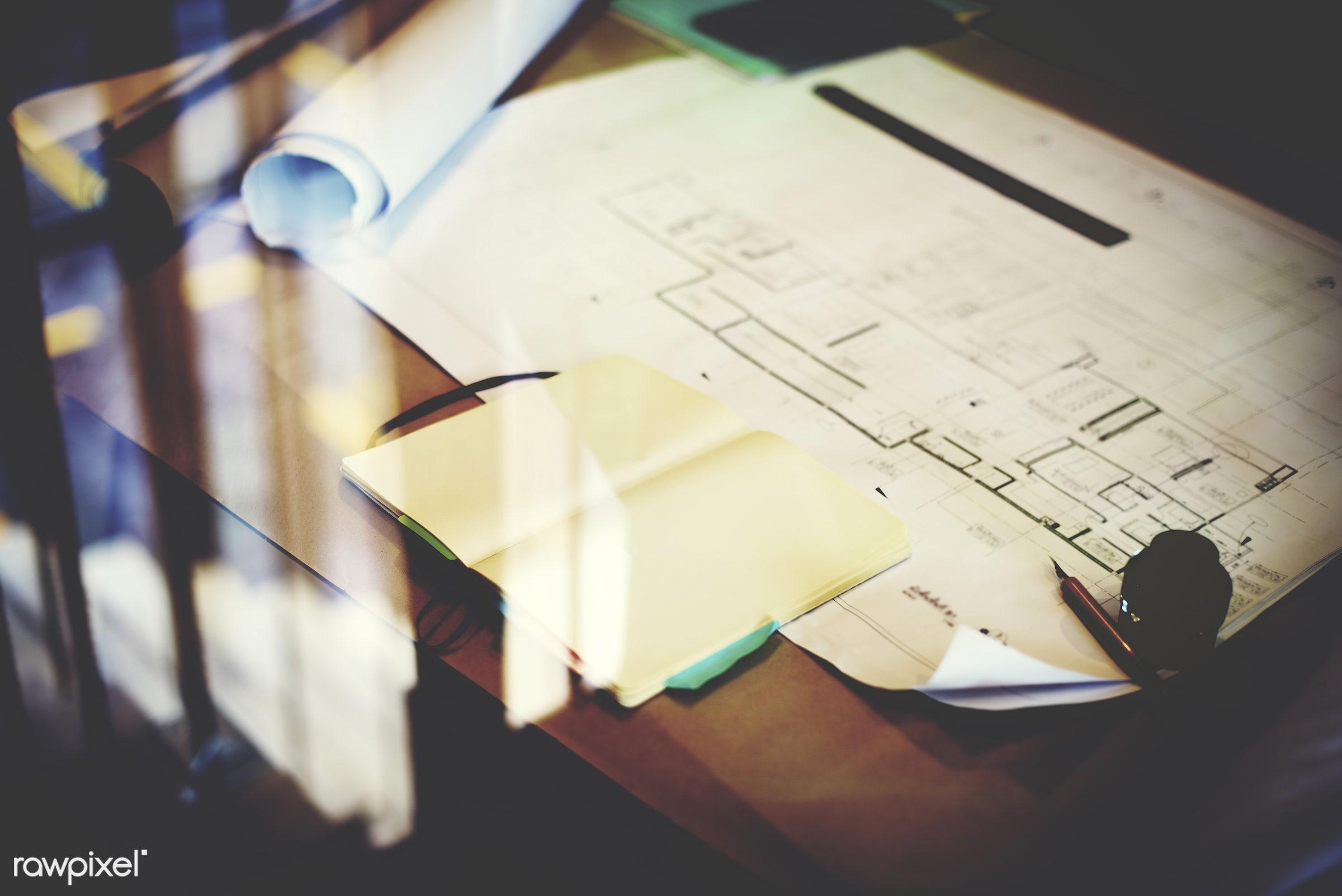 architect, architectural, architecture, blueprint, build, business, calculation, concept, construction, creative, creativity...