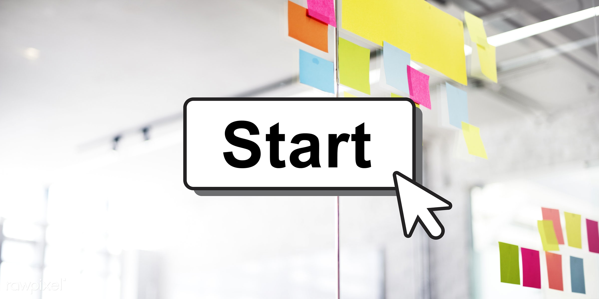 Start - start, begin, schedule, start up, starting, activation, beginning, build, business, colorful, creative, creativity,...
