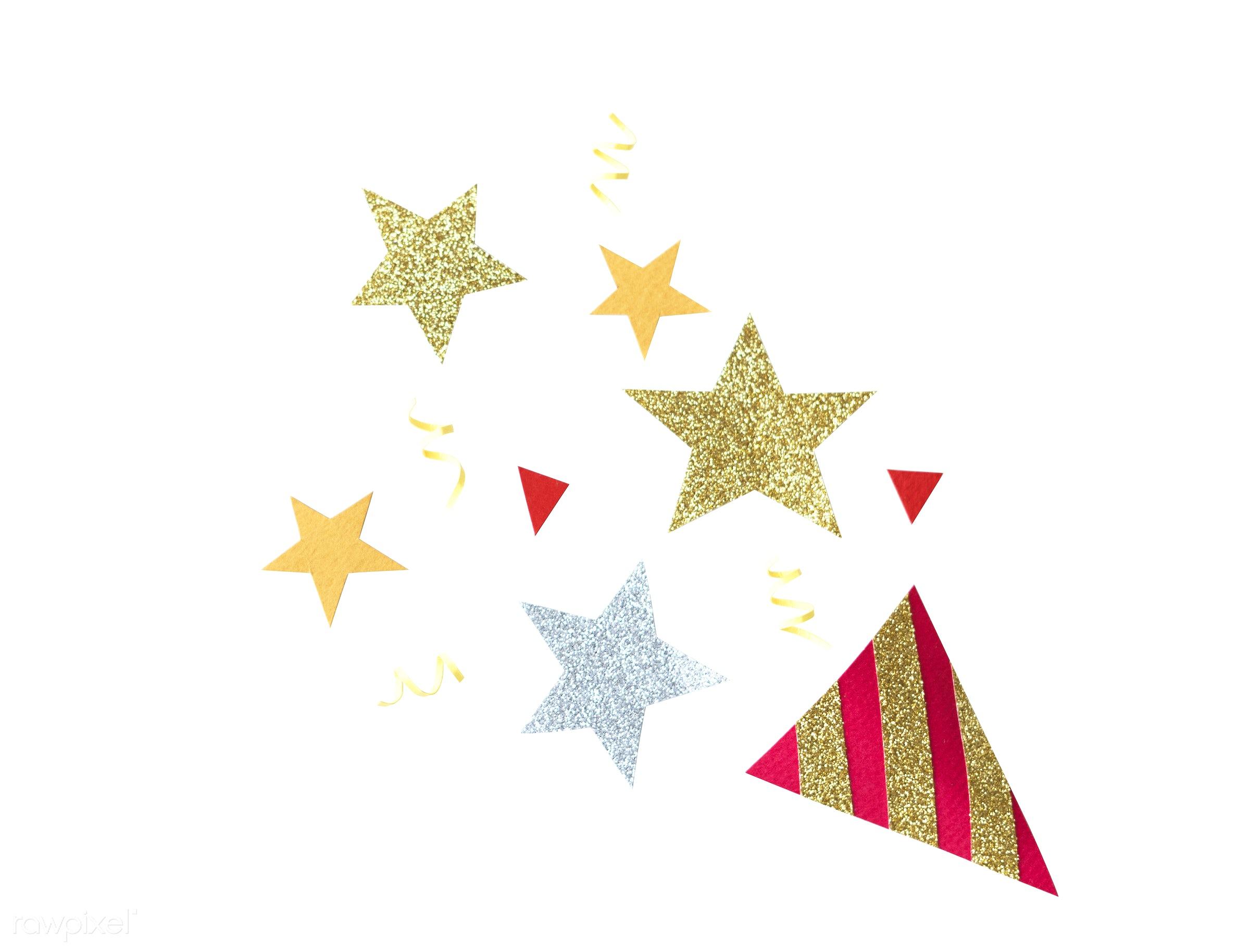 confetti, festive, new year, anniversary, annual, celebrate, celebration, champagne, cheerful, concept, december, decoration...