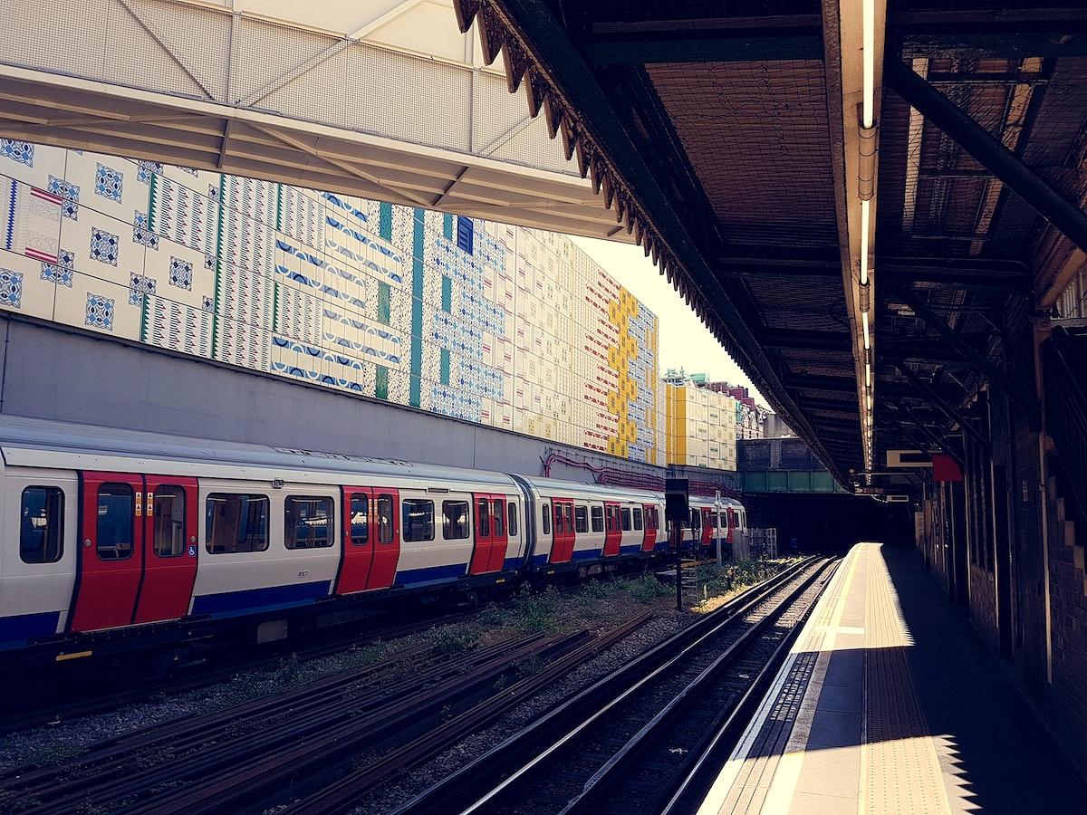 Train Station Leisure Travel Commute