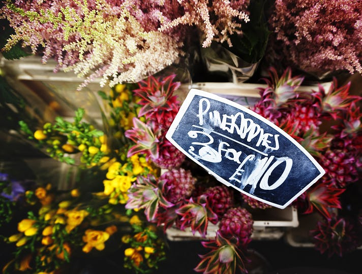 Flower Shop Blooming Bouquet Plant Marketplace