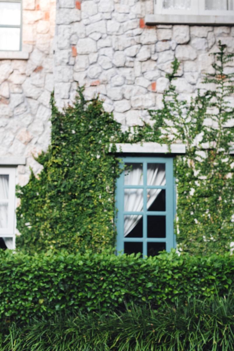 House Residence Mansion Estate Property Concept