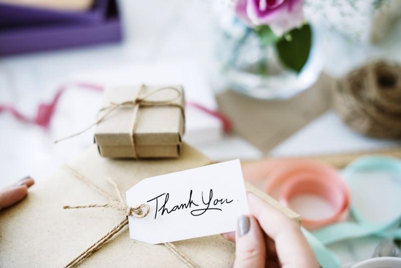 Gift Present Box Greeting Celebration Concept