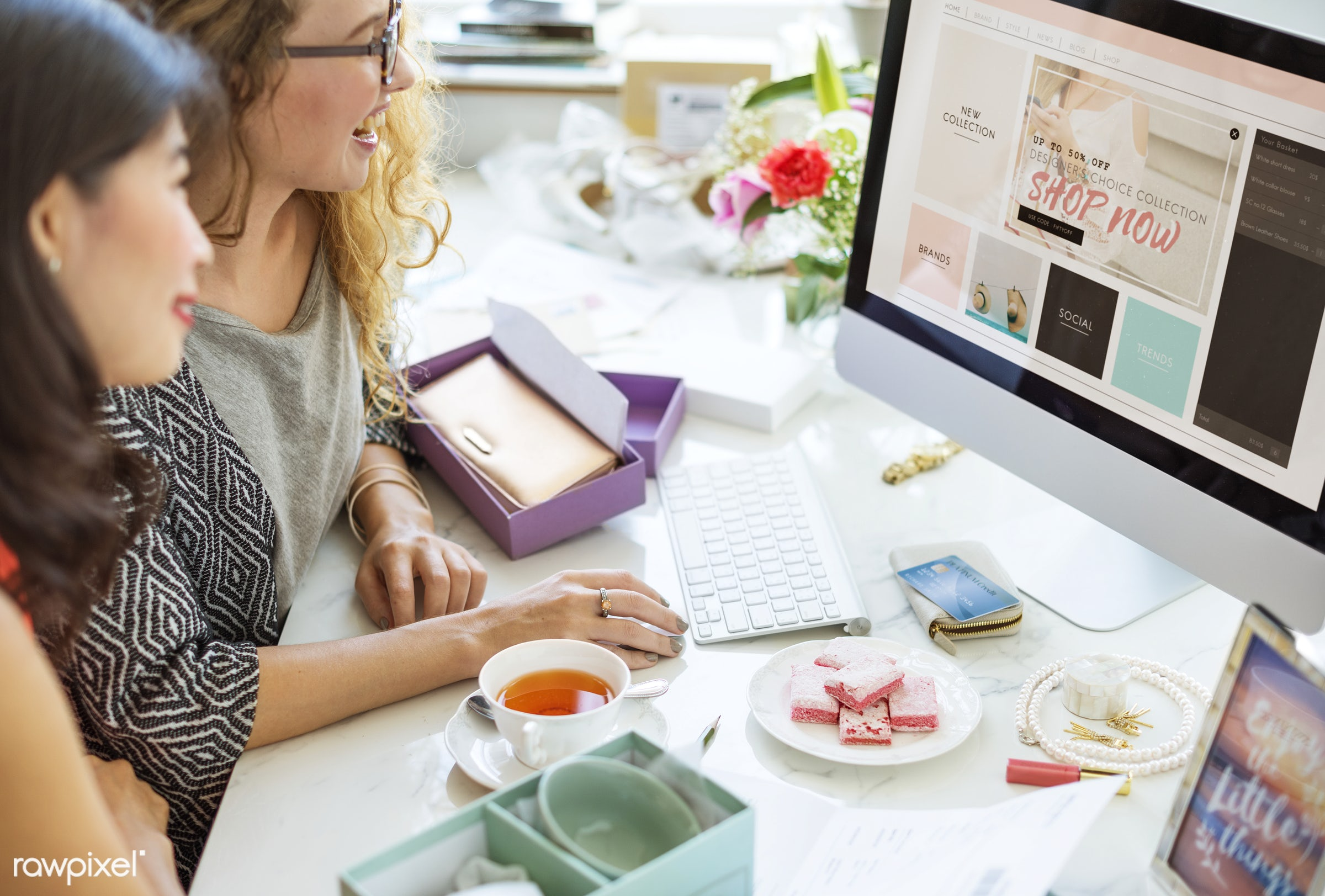 asian, caucasian, colleague, communication, computer, connection, couple, design, device, digital, friends, information,...