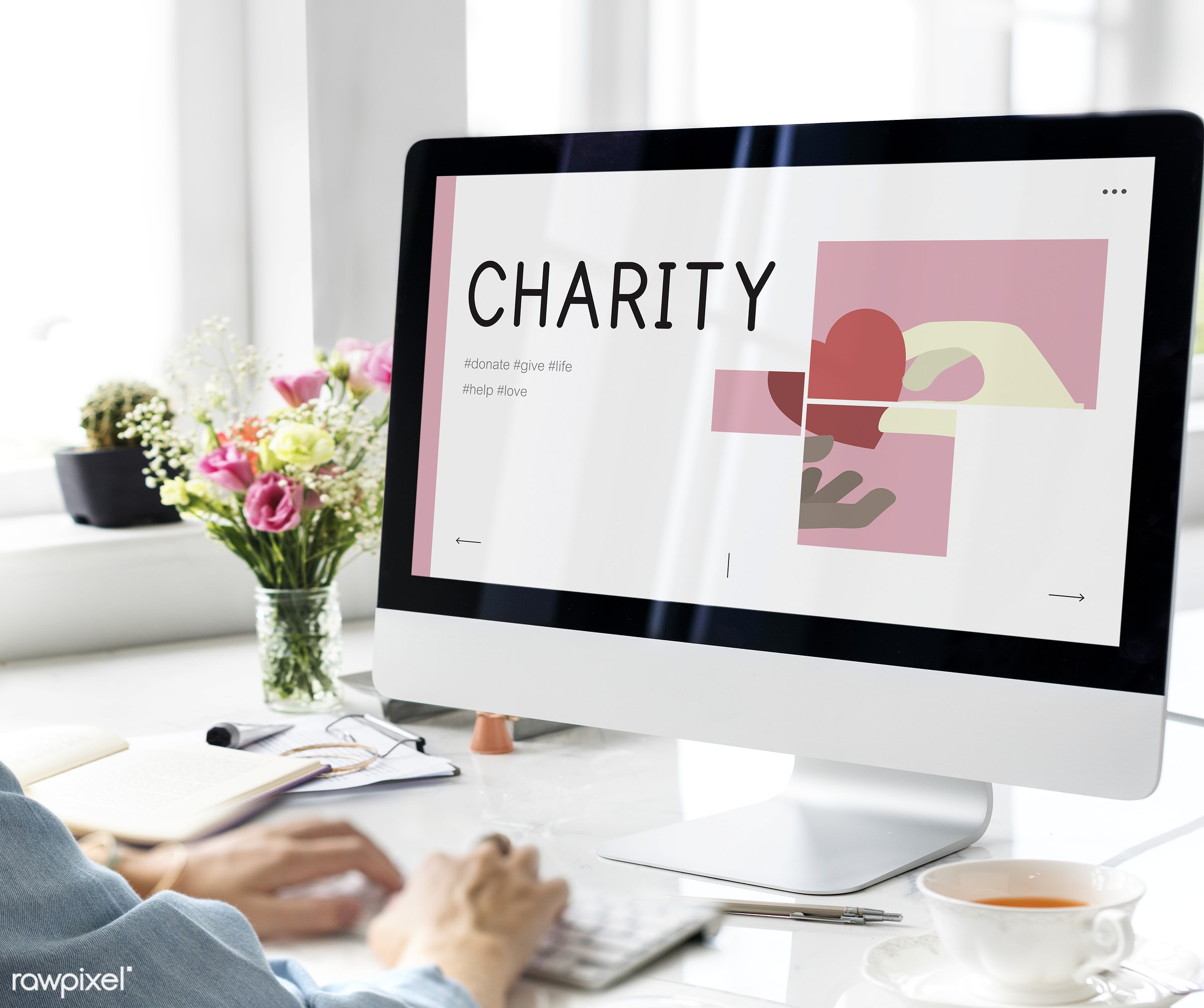 charity, communication, computer, connection, design, device, digital, donate, donation, give, internet, leisure, media,...