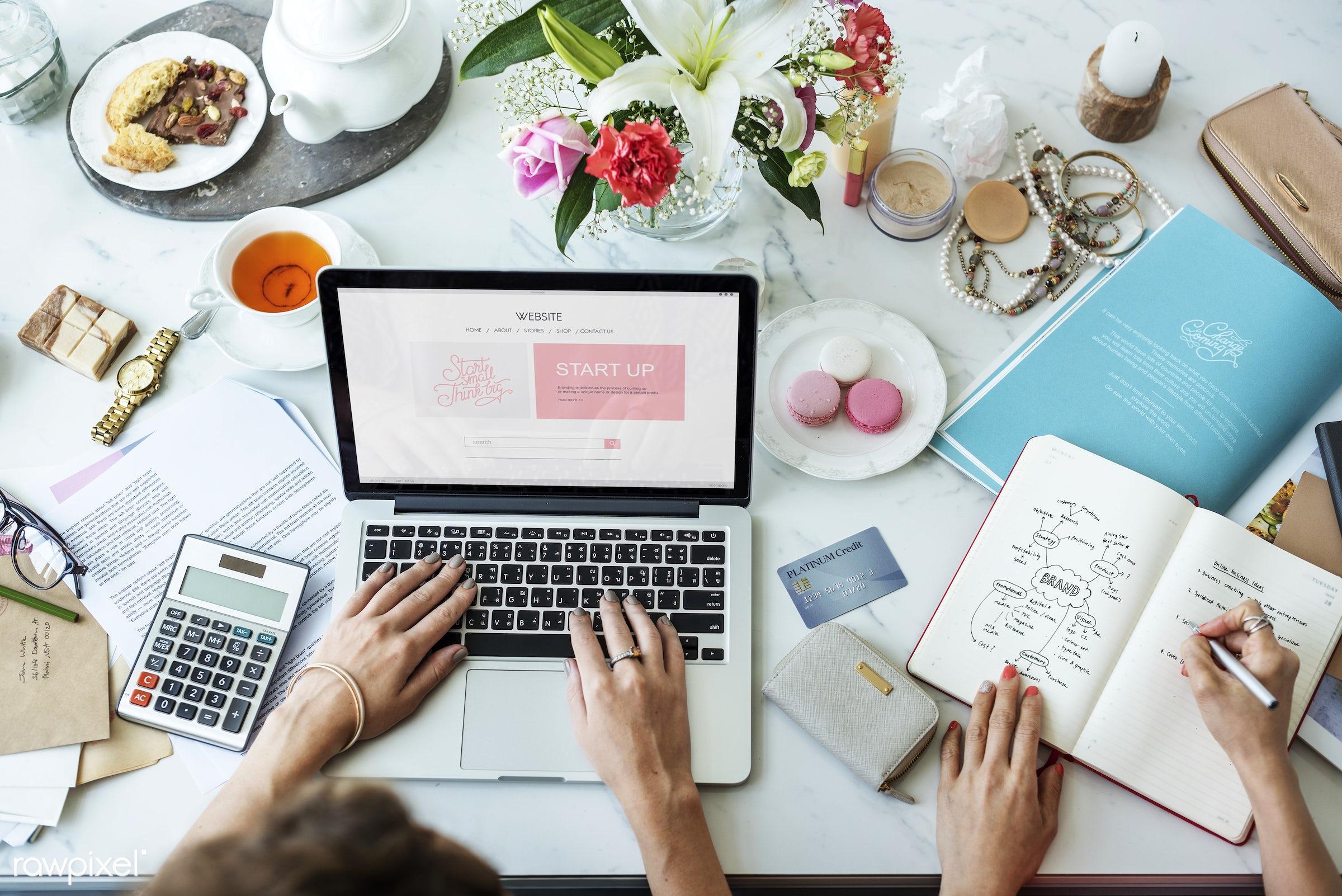 asian, assistance, caucasian, colleague, communication, computer, connection, couple, design, device, digital, friends, help...