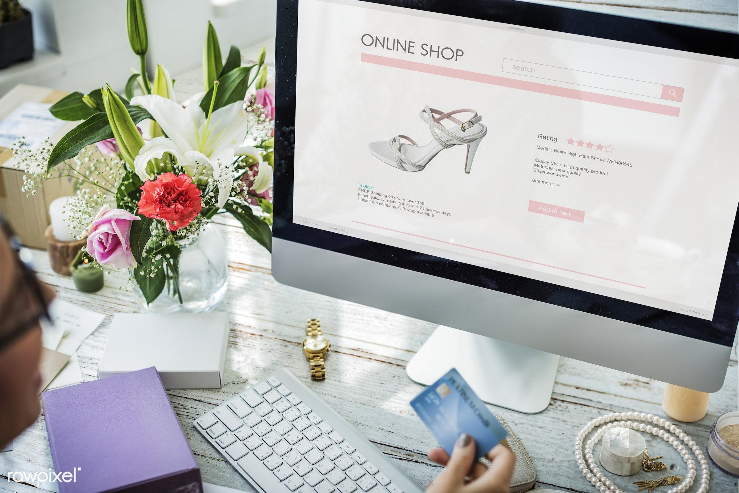 commerce, communication, computer, connect, connection, convenience, customer, device, digital, finance, internet, laptop,...