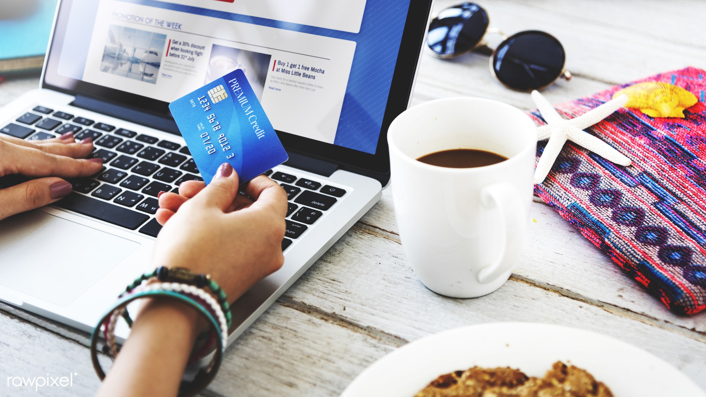 booking, card, computer, credit, credit card, debit, debit card, electric, finance, flight, fly, hand, holding, holiday,...