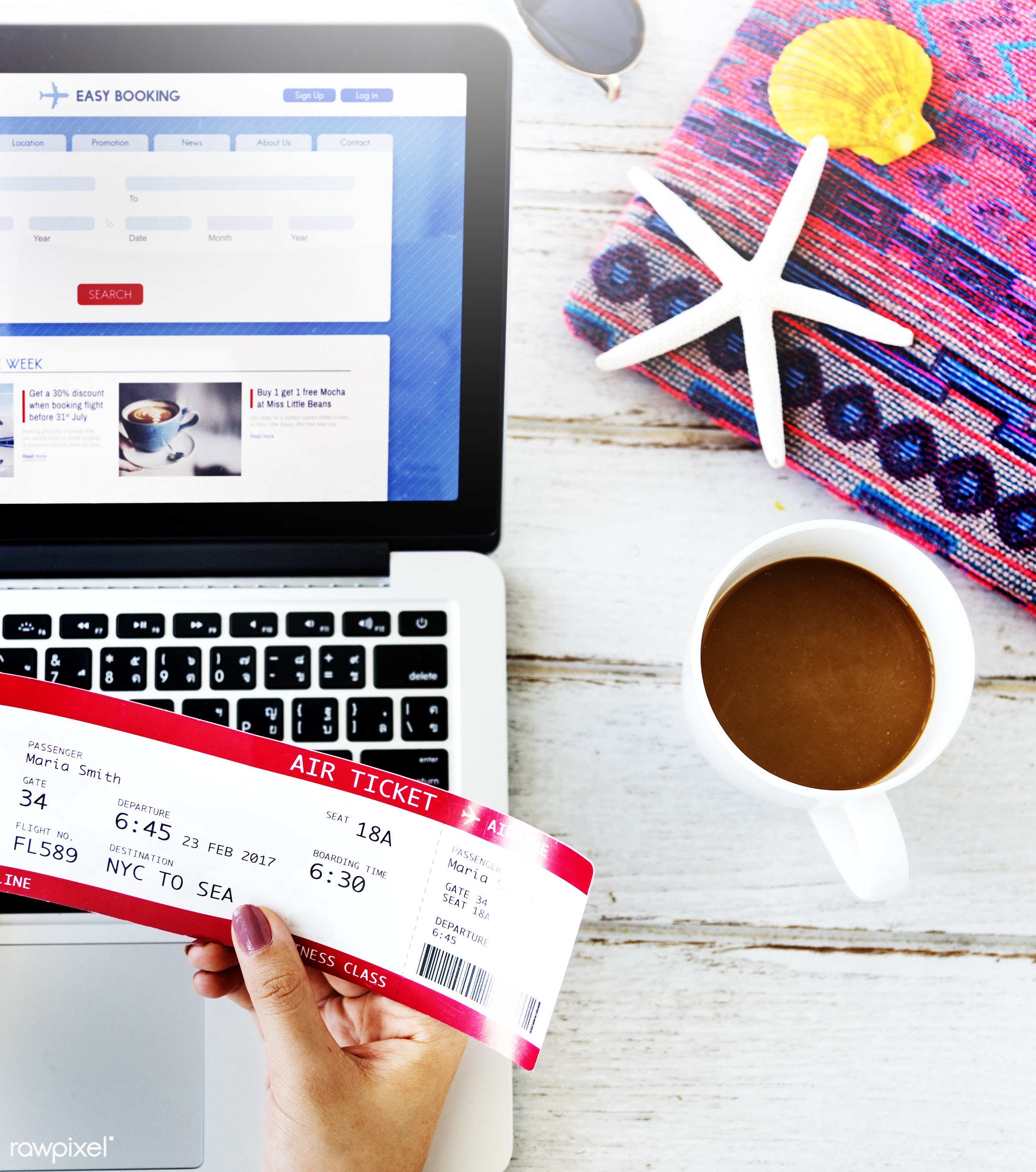 air ticket, booking, check, communication, computer, connection, design, detail, device, digital, internet, leisure, media,...