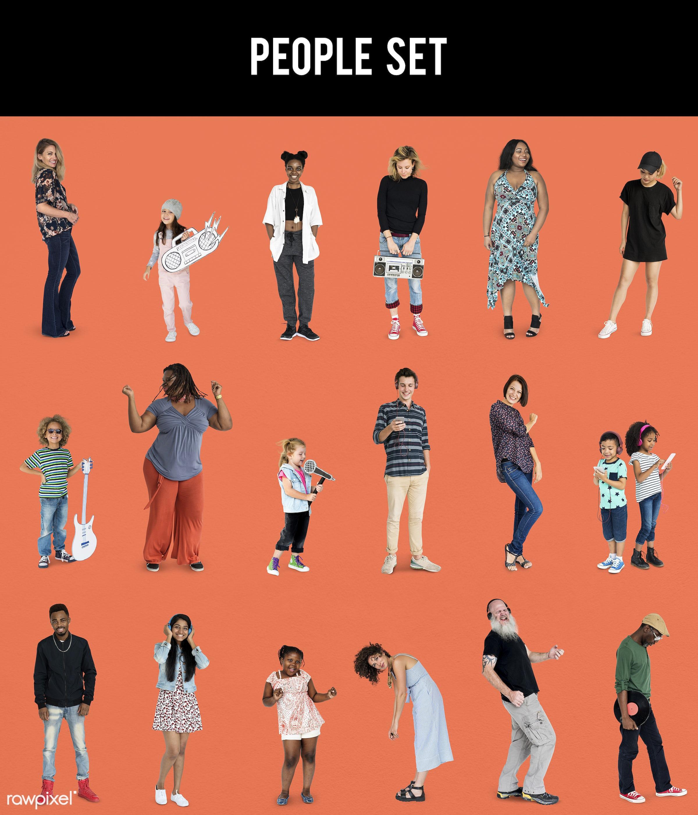 studio, person, diverse, entertain, recreation, people, caucasian, asian, woman, lifestyle, studio squareset, cheerful,...