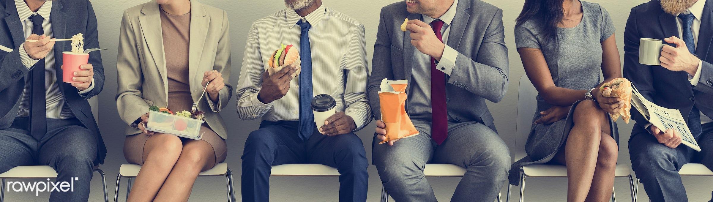 achievement, activity, african descent, bread, break, breakfast, brunch, burger, business, chip, discussion, diverse,...