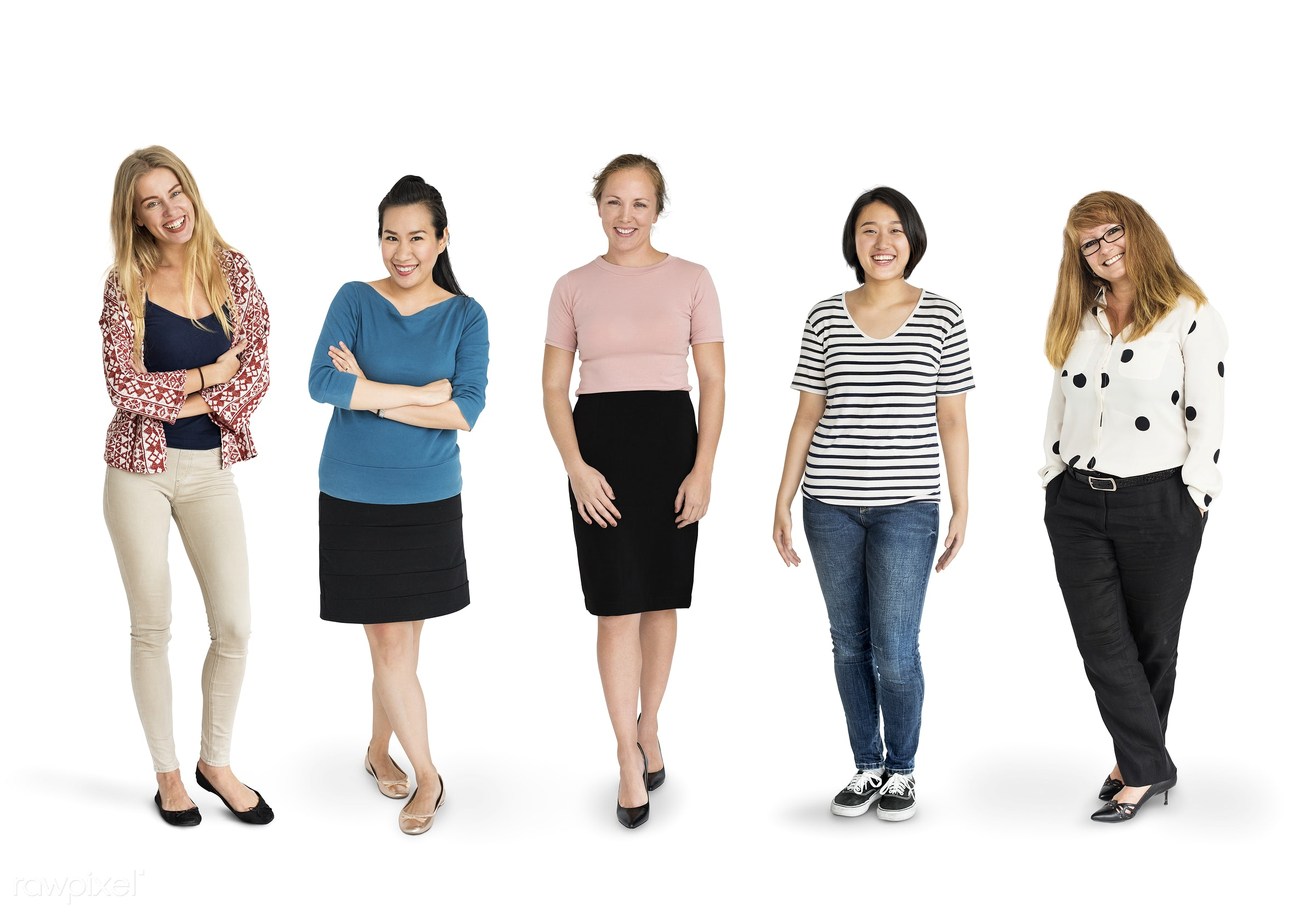 studio, person, diverse, set, retired, little, collection, people, pretty, attraction, together, retirement, life, woman,...