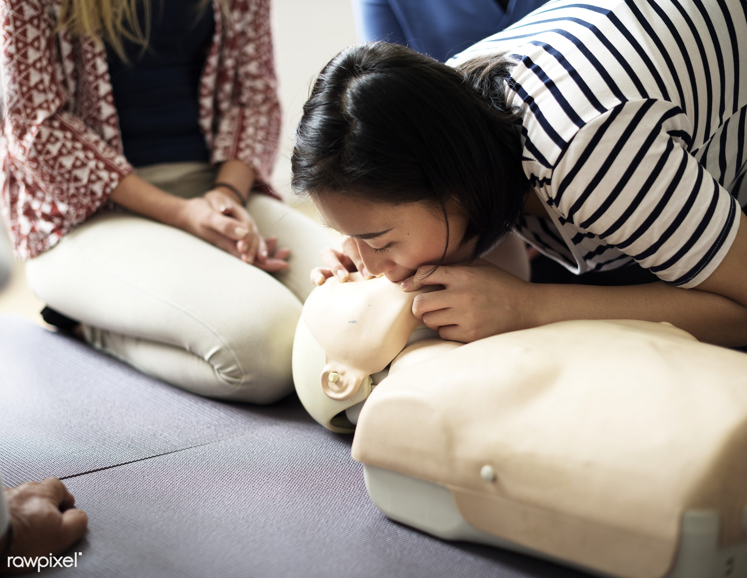 CPR first aid training class - cpr training, person, knowledge, save, first aid, treatment, resuscitation, emergency,...