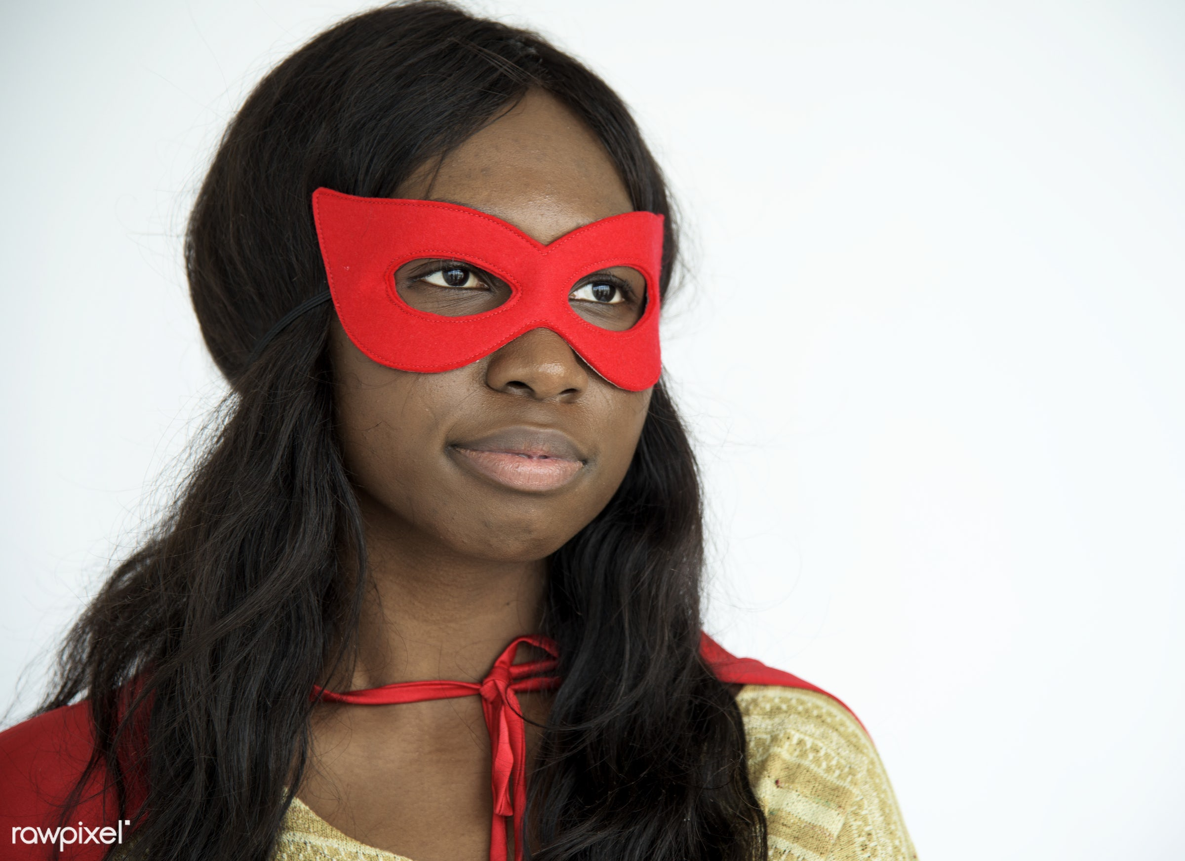 studio, face, person, cape, mask, people, disguise, character, super, inspiration, girl, solo, woman, casual, aspirations,...