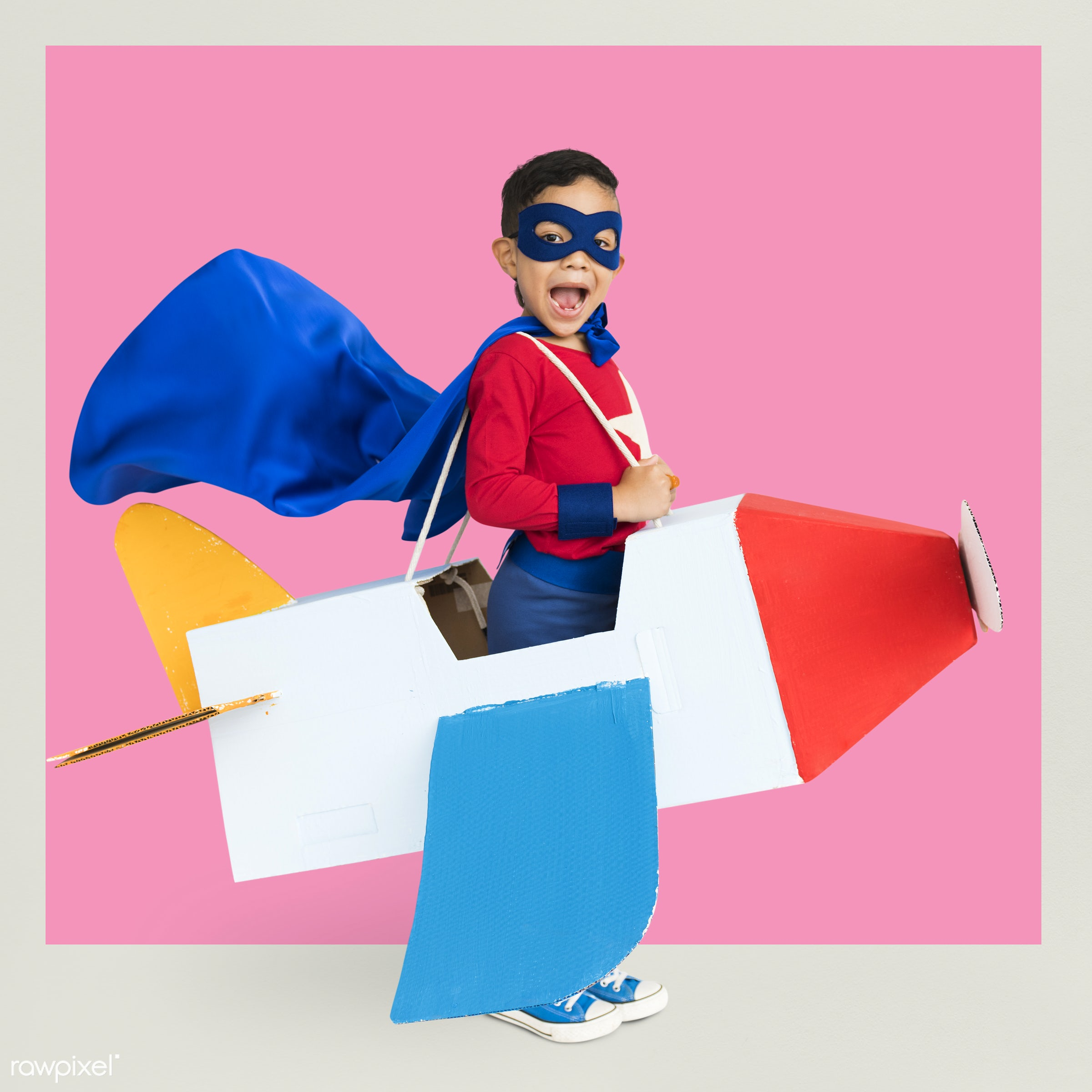 studio, brave, expression, person, freedom, little, recreation, people, kid, power, aspirations, smiling, isolated, dream,...