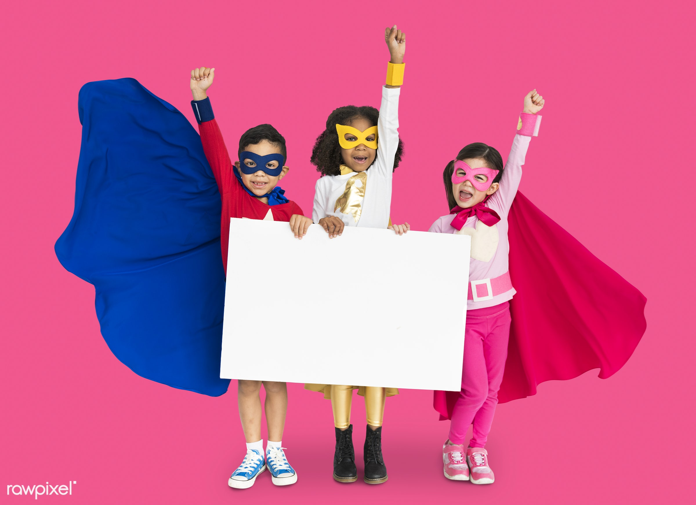expression, studio, copy space, person, holding, mask, cute, pretty, people, child, placard, girl, happy, casual, childhood...