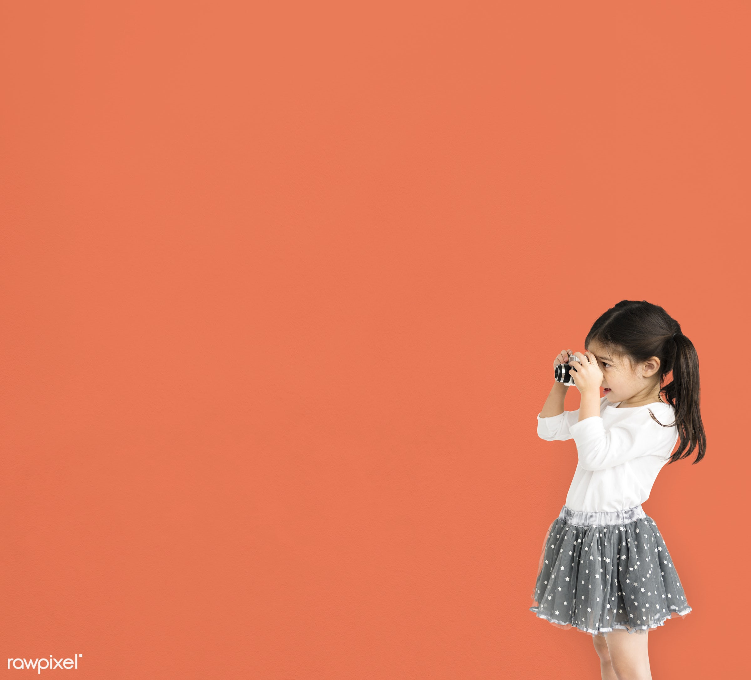 studio, person, innocent, little, people, kid, curious, solo, search, childhood, alone, isolated, orange, leisure, youth,...