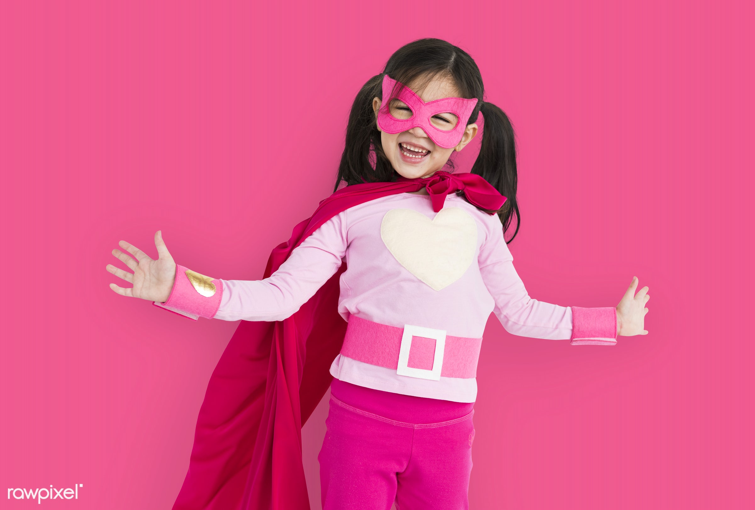 studio, person, model, children, race, people, kid, asian, child, girl, style, solo, lifestyle, casual, pink, superhero,...