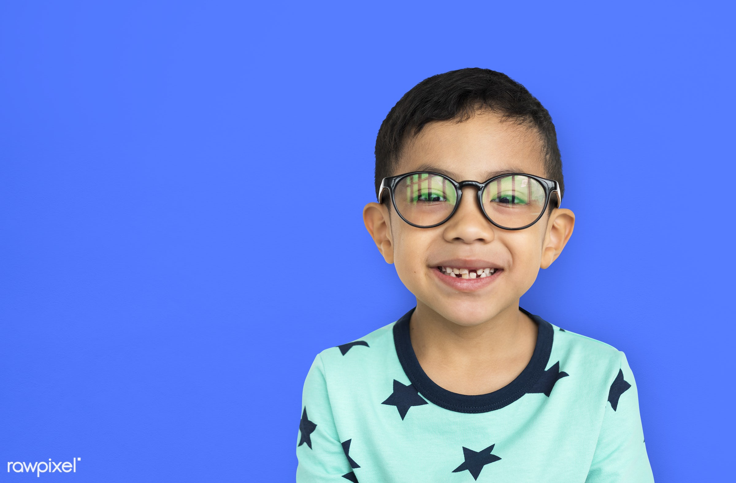 alone, boy, cheerful, child, eyeglasses, isolated, kid, one, playful, smiling, wearing, young, youth, art, color, paints,...