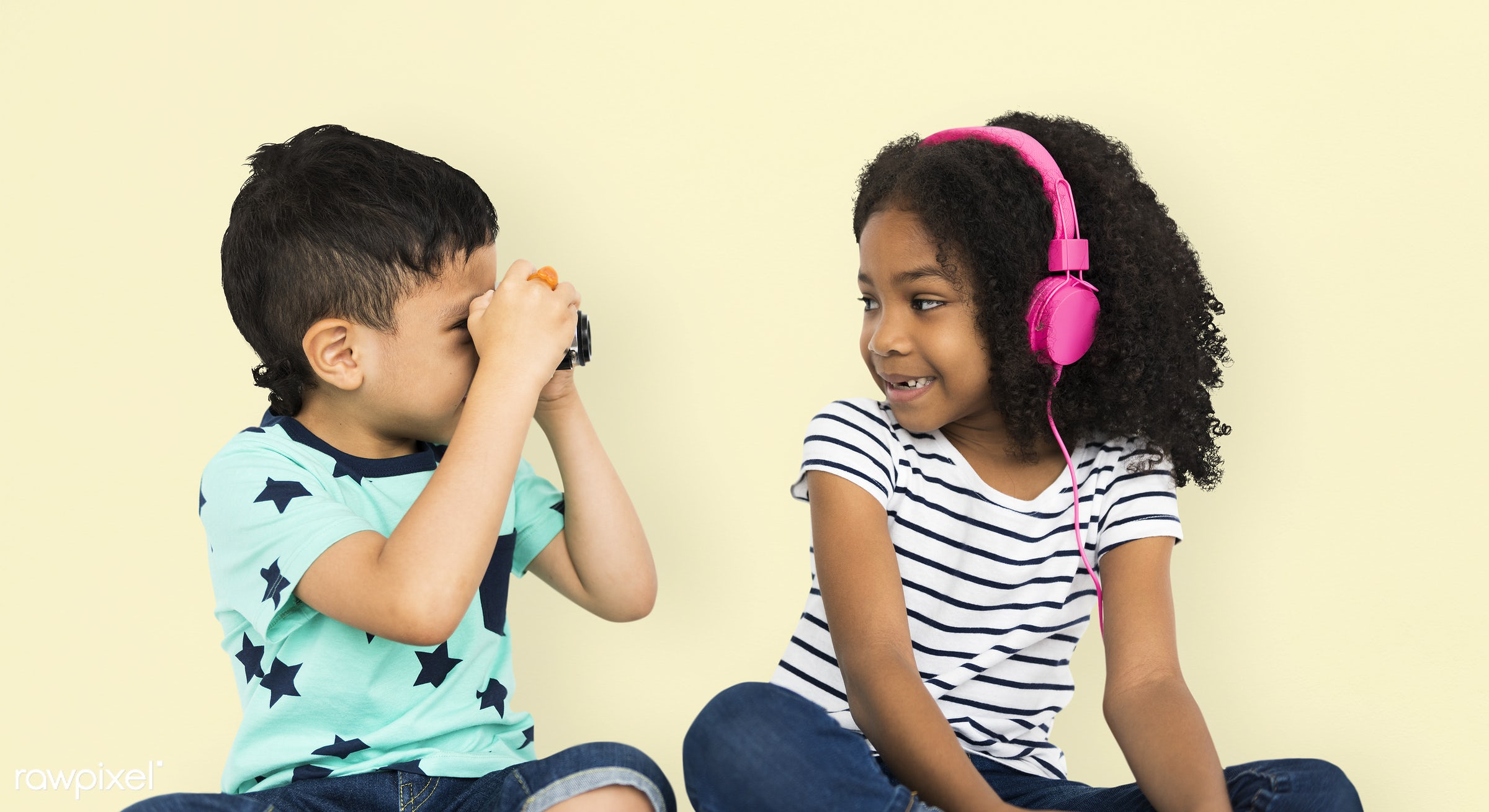 studio, expression, person, little, people, kid, friends, friendship, photographer, childhood, cheerful, taking photo,...