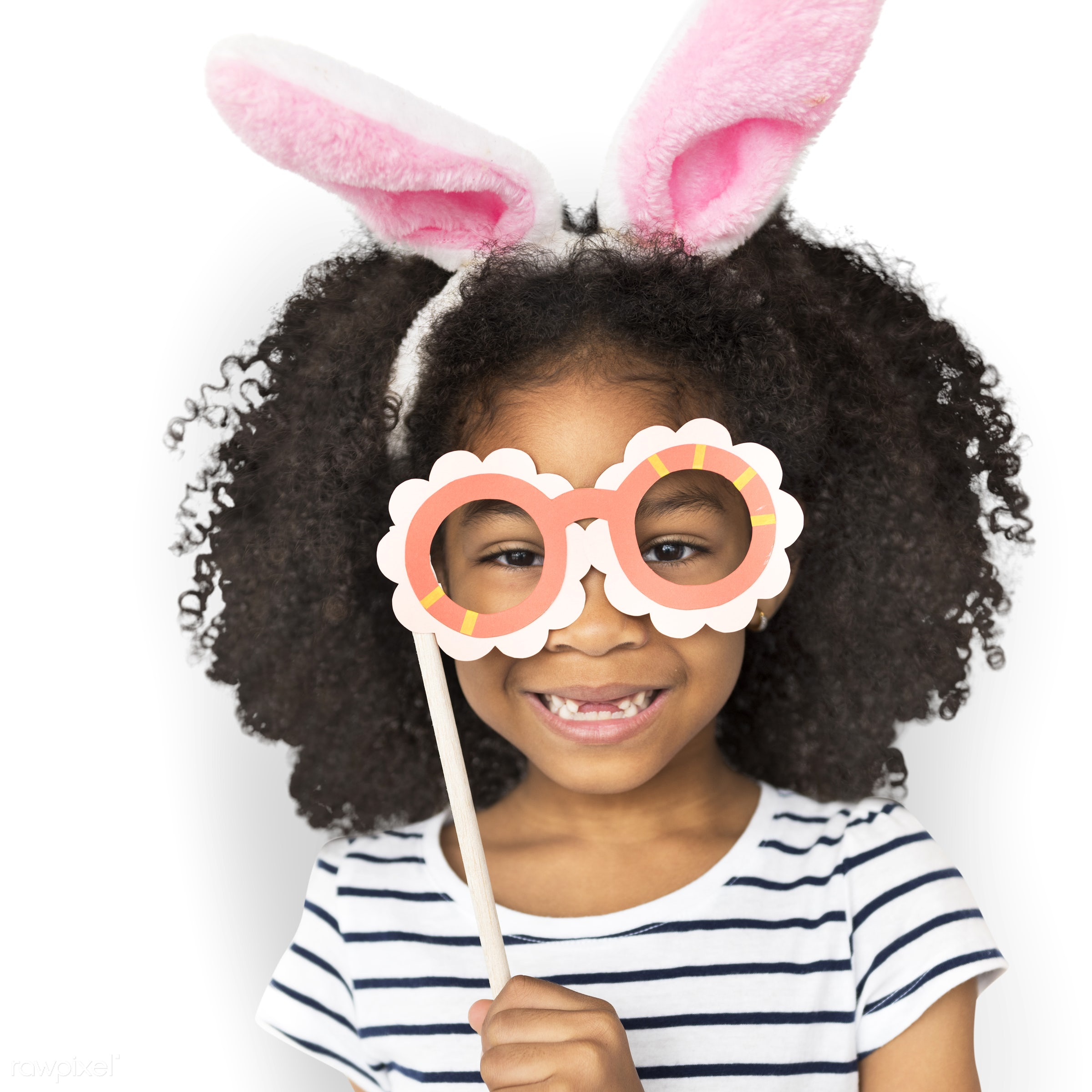 african descent, alone, black, cheerful, child, children, girl, isolated, kid, one, playful, smiling, young, youth