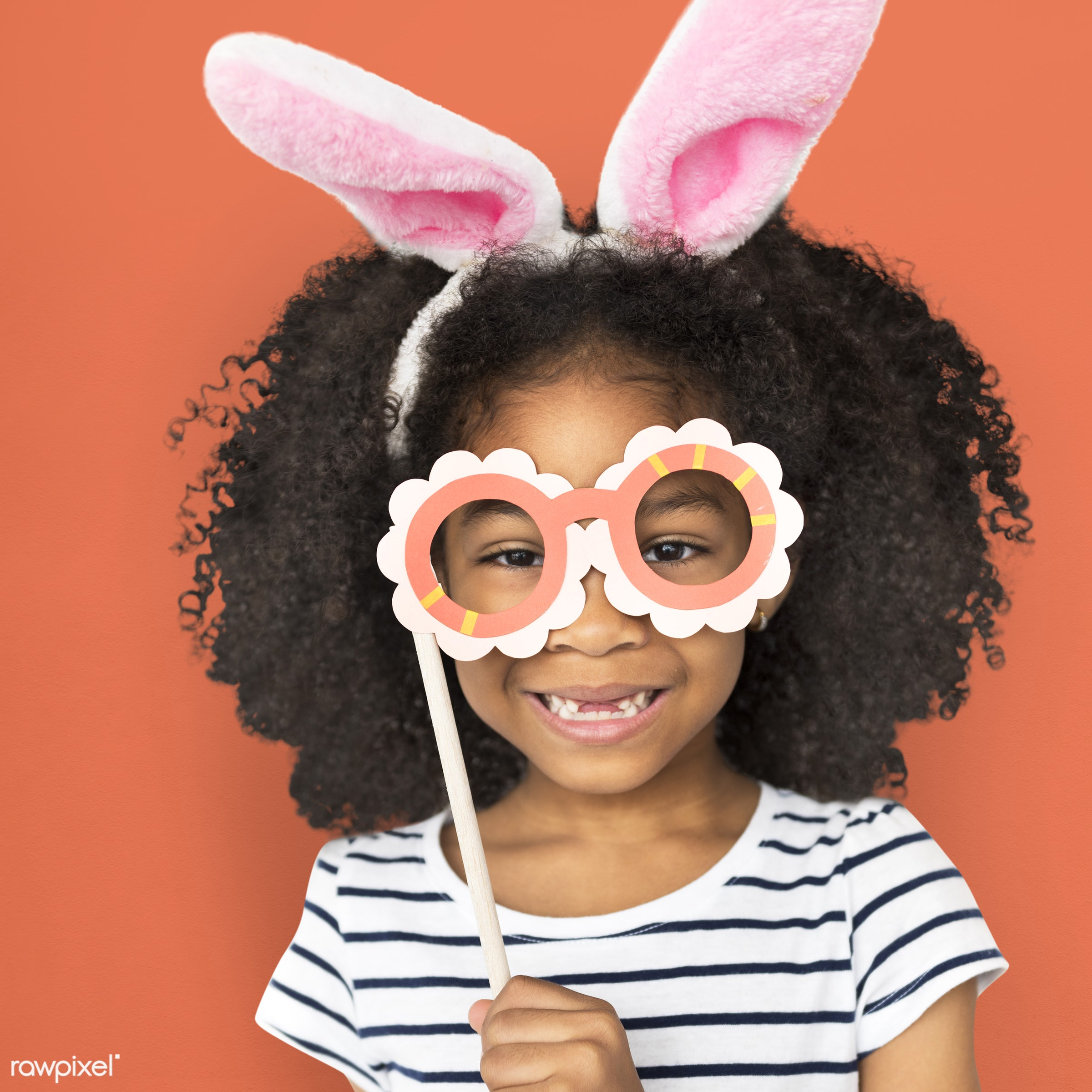 expression, studio, person, little, cute, people, child, girl, headband, happy, casual, smile, cheerful, smiling, isolated,...