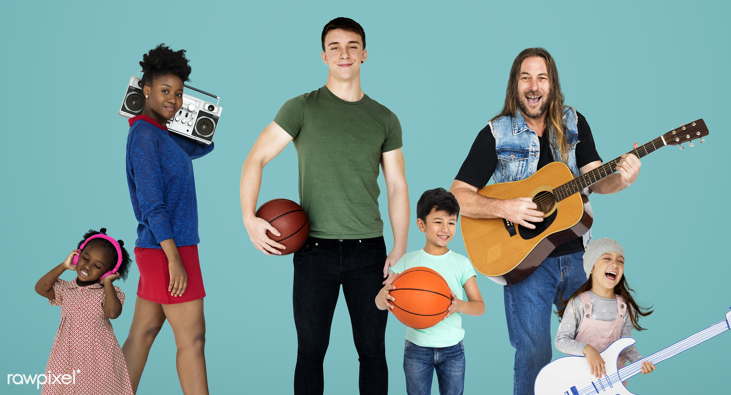 basketball, studio, person, diverse, entertain, recreation, people, young adult, woman, lifestyle, studio squareset,...
