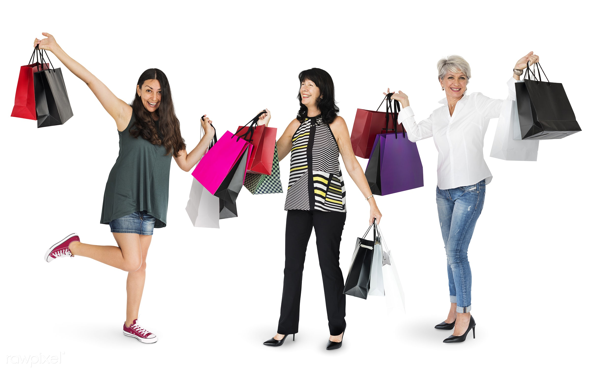 grocery, expression, studio, face, shop, person, buy, people, life, style, woman, lifestyle, mixed, middle age, studio...