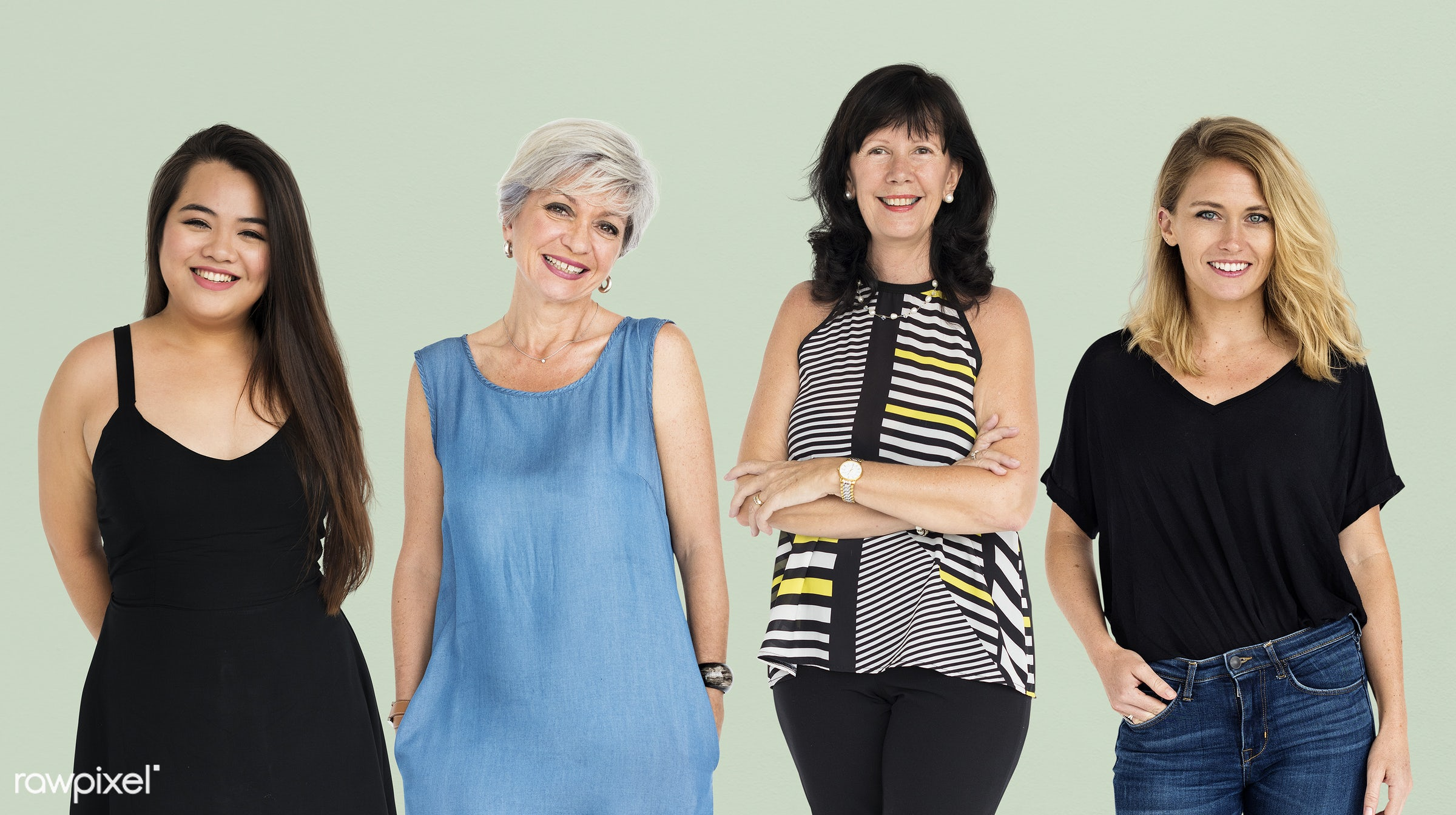 studio, person, diverse, set, retired, little, collection, pretty, people, together, attraction, retirement, life, woman,...