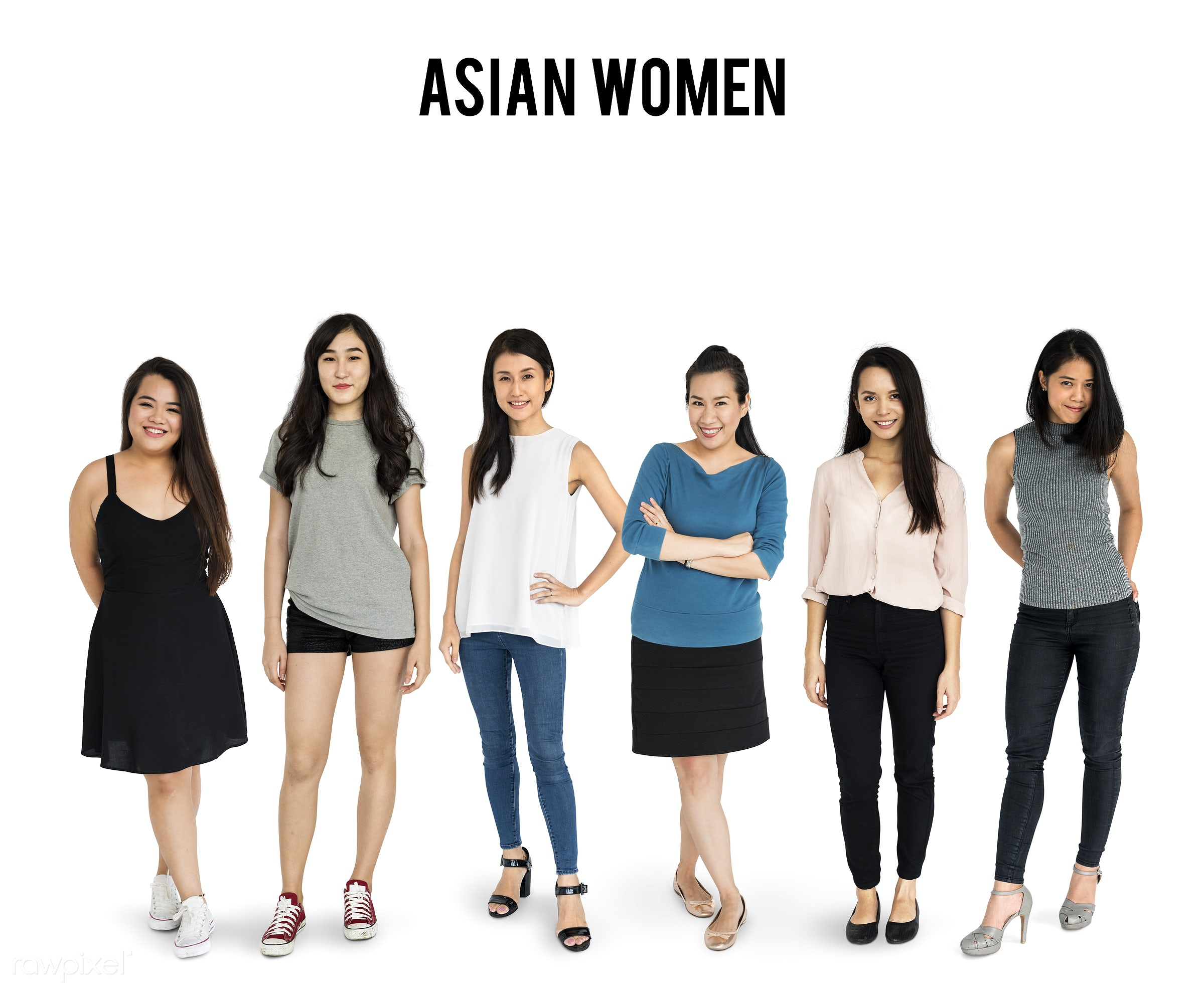 studio, person, diverse, set, people, attraction, together, asian, life, black hair, woman, attractive, lifestyle, feminine...
