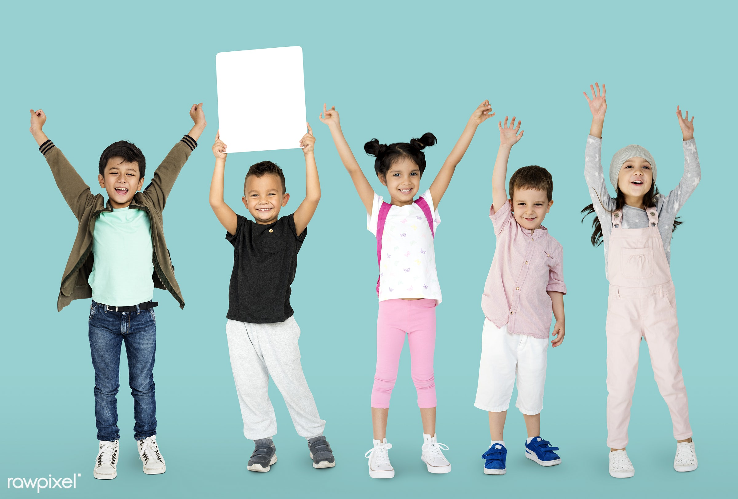 studio, copy space, person, playful, paper, children, little, entertain, show, people, kid, caucasian, child, girl, boys,...