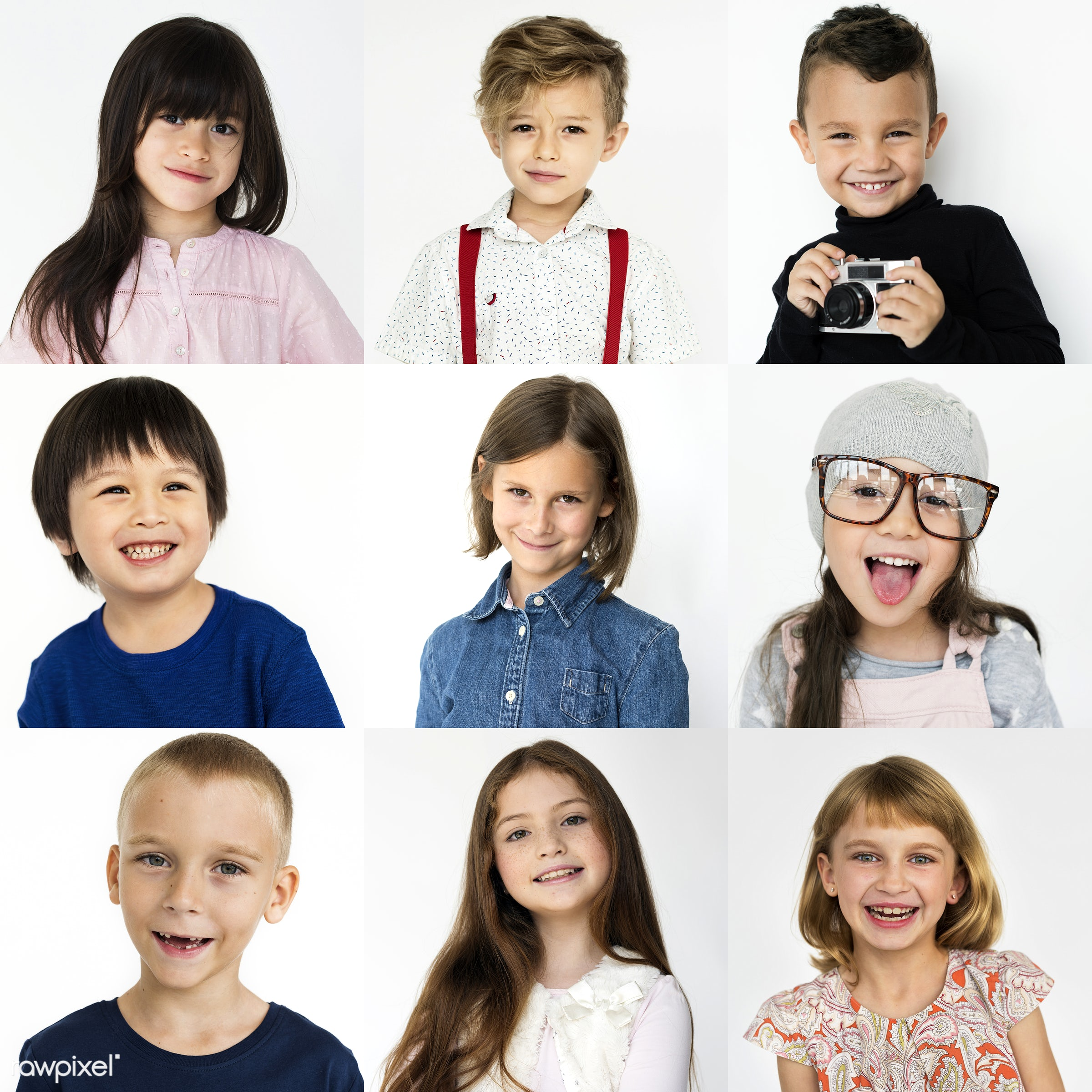 studio, person, little, people, kid, love, friends, friendship, childhood, cheerful, multicultural, isolated, little girl,...