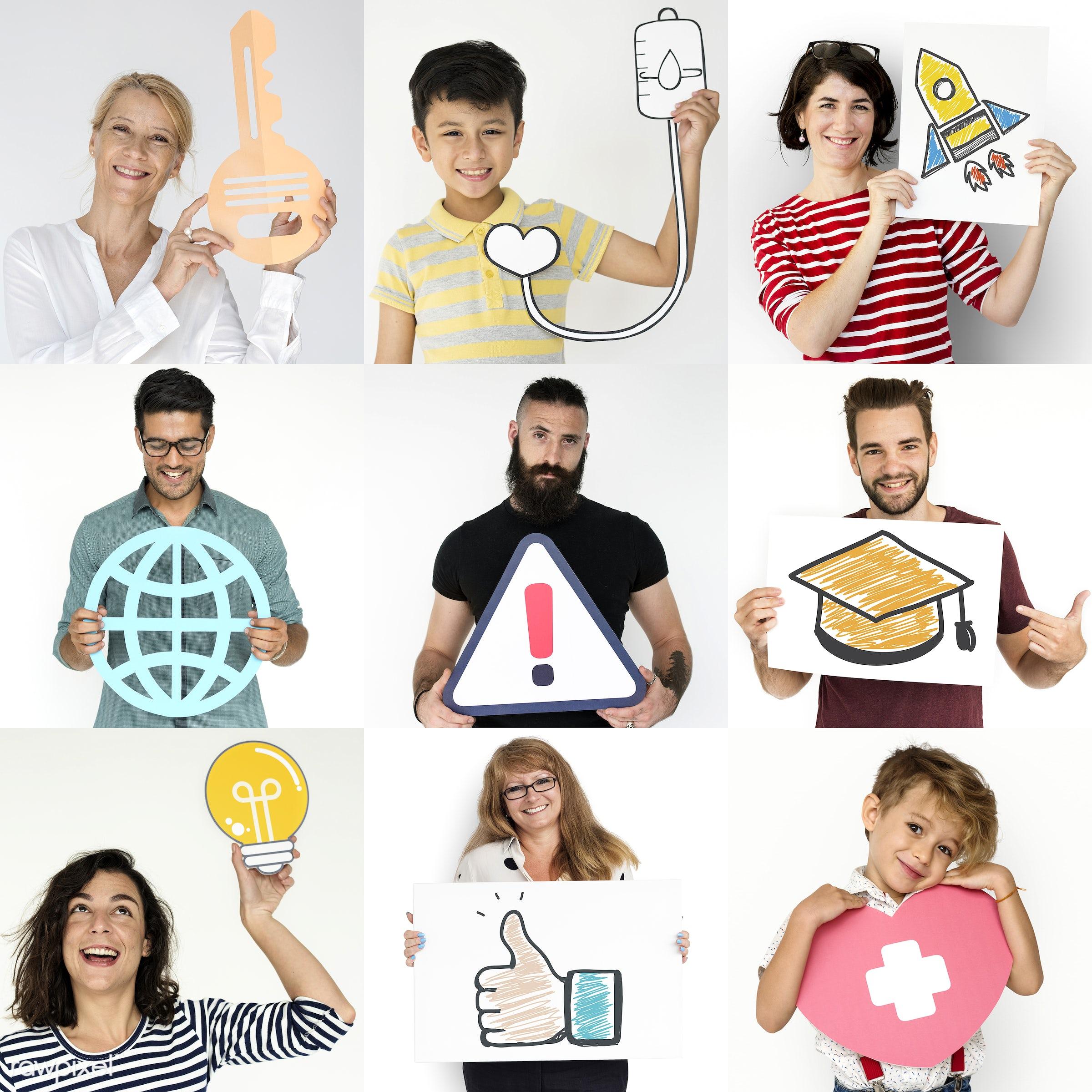different, diverse, variation, education, people, race, integration, care, gender, diversity, ethnic, symbol, society,...