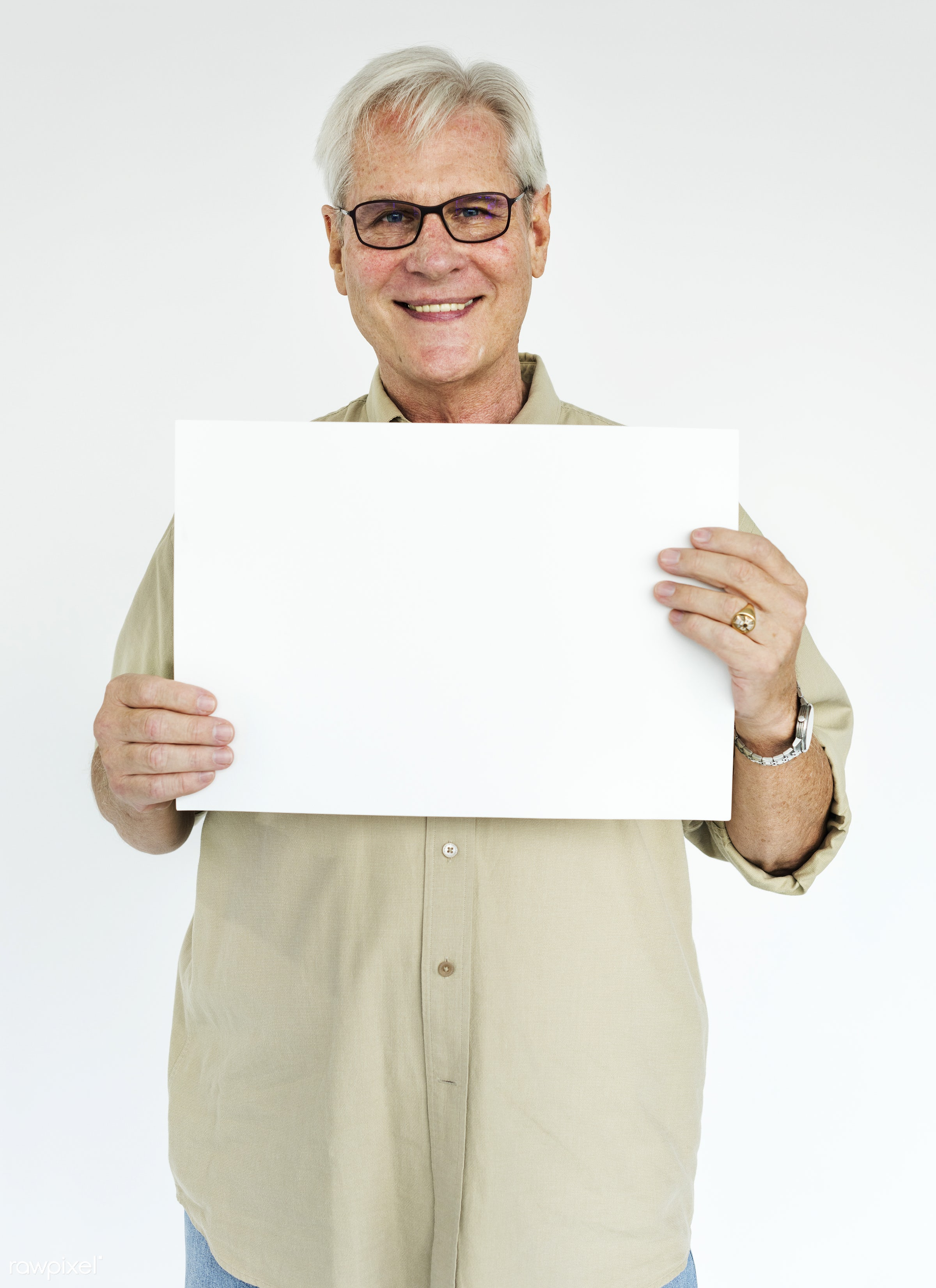 studio, person, holding, show, people, displaying, caucasian, placard, empty, smile, positive, cheerful, smiling, copy,...
