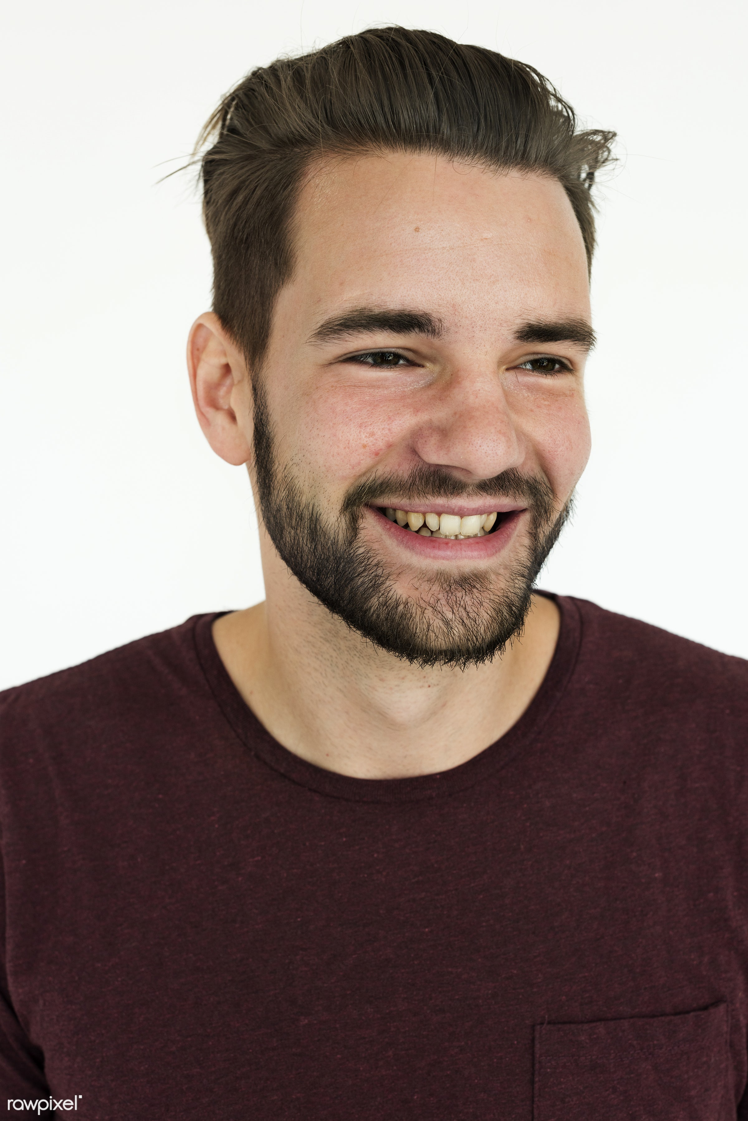 studio, expression, person, shot, people, positivity, caucasian, stubble, young adult, smile, cheerful, smiling, cool,...