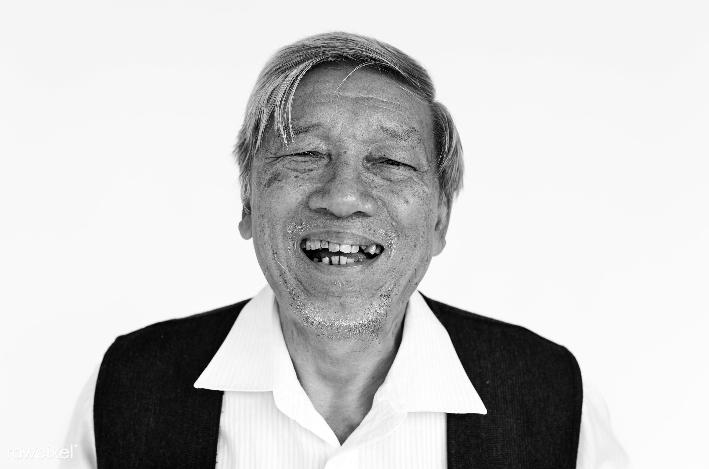 studio, expression, person, people, asian, cheerful, smiling, isolated, laugh, white, happiness, candid, fun, portrait,...