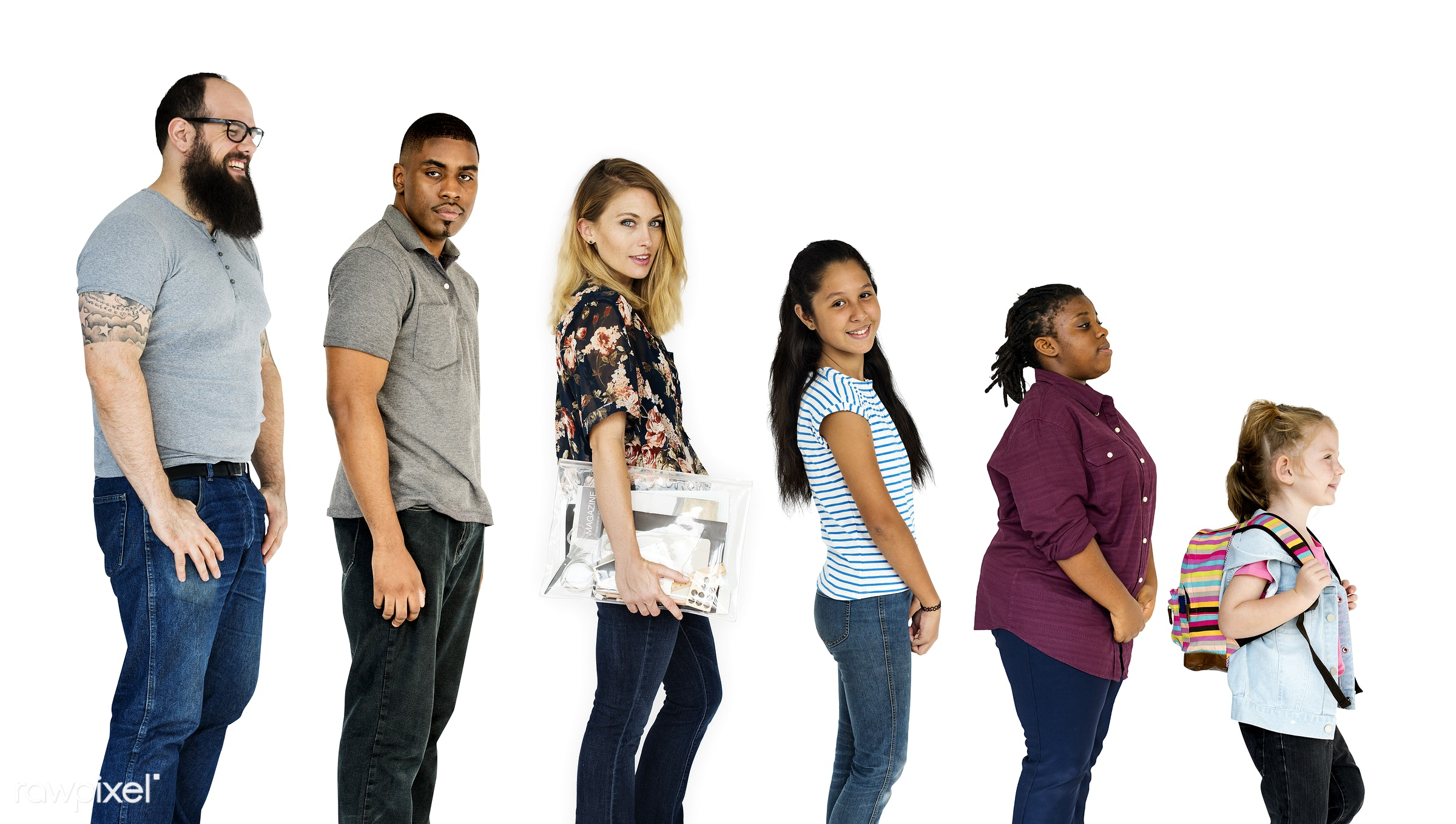 studio, person, diverse, people, race, attraction, together, asian, caucasian, young adult, woman, lifestyle, studio...