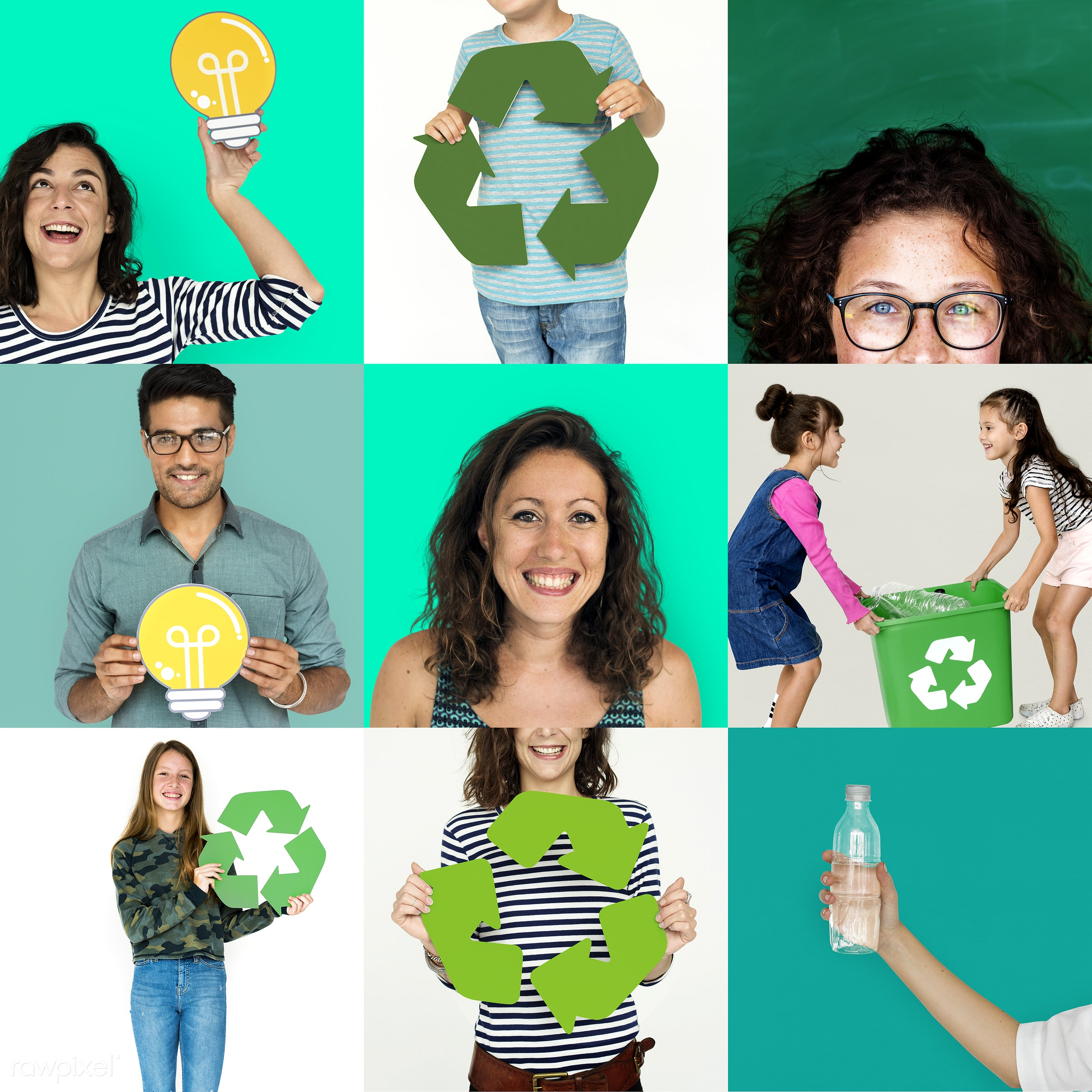 studio, idea, save, diverse, collages, environmental conservation, people, life, nature, style, conservation, woman,...
