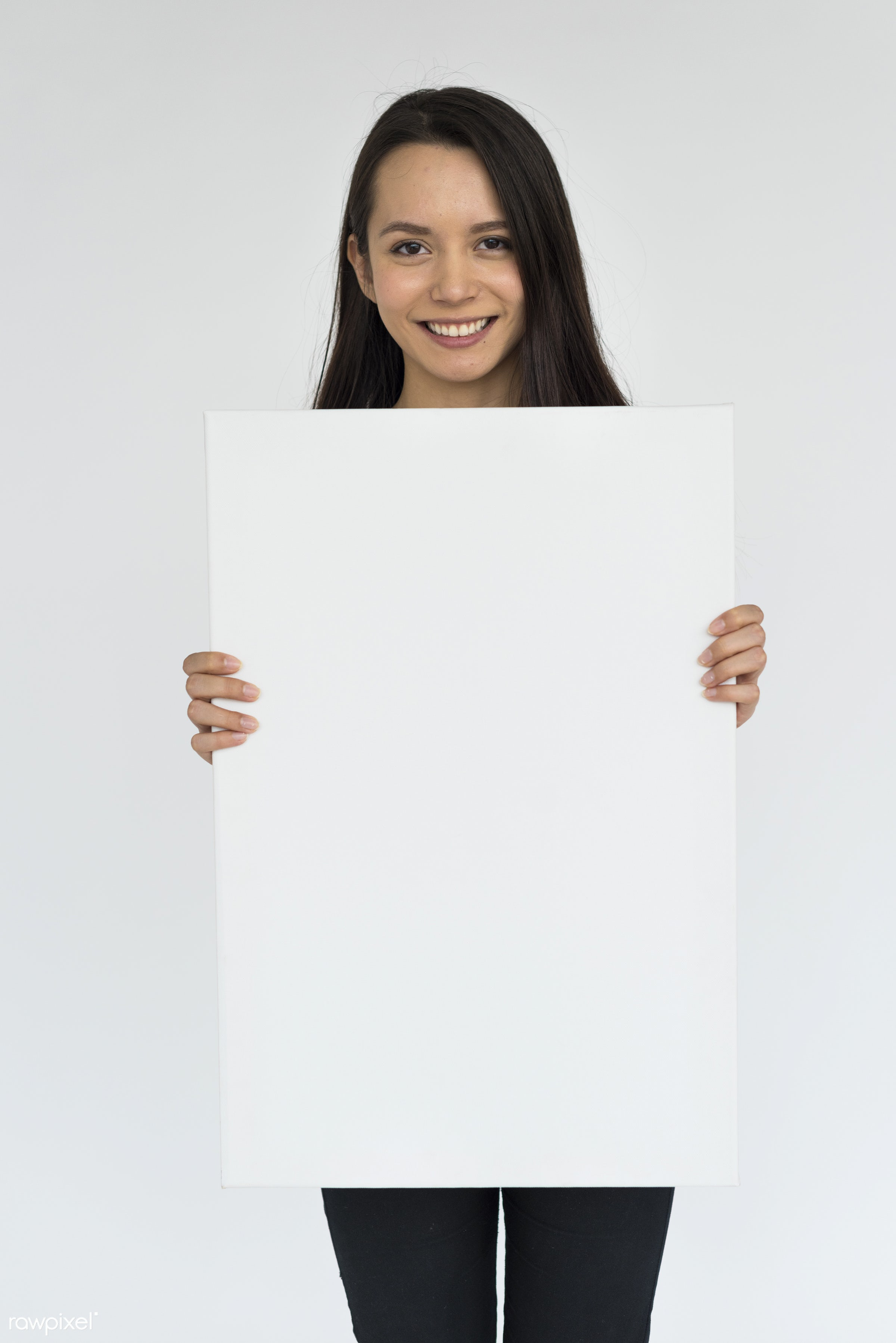 advertisement, advertising, background, banner, blank, board, candid, casual, caucasian, copy space, copyspace, emotion,...