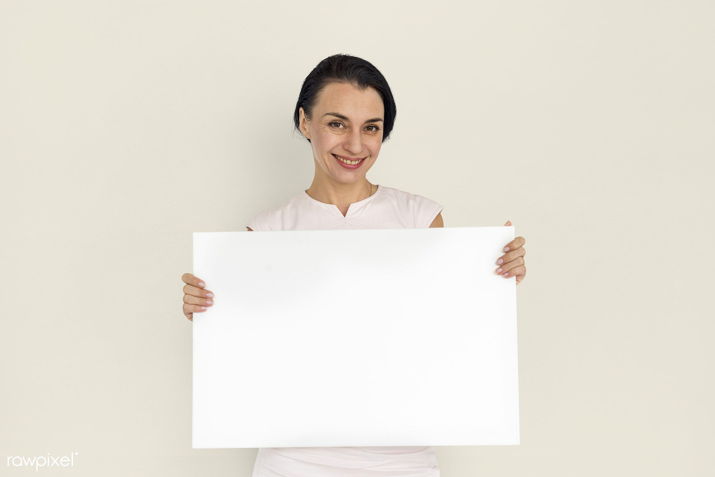 adult, background, blank, candid, casual, caucasian, cheerful, copy space, emotion, expression, female, funny, happiness,...