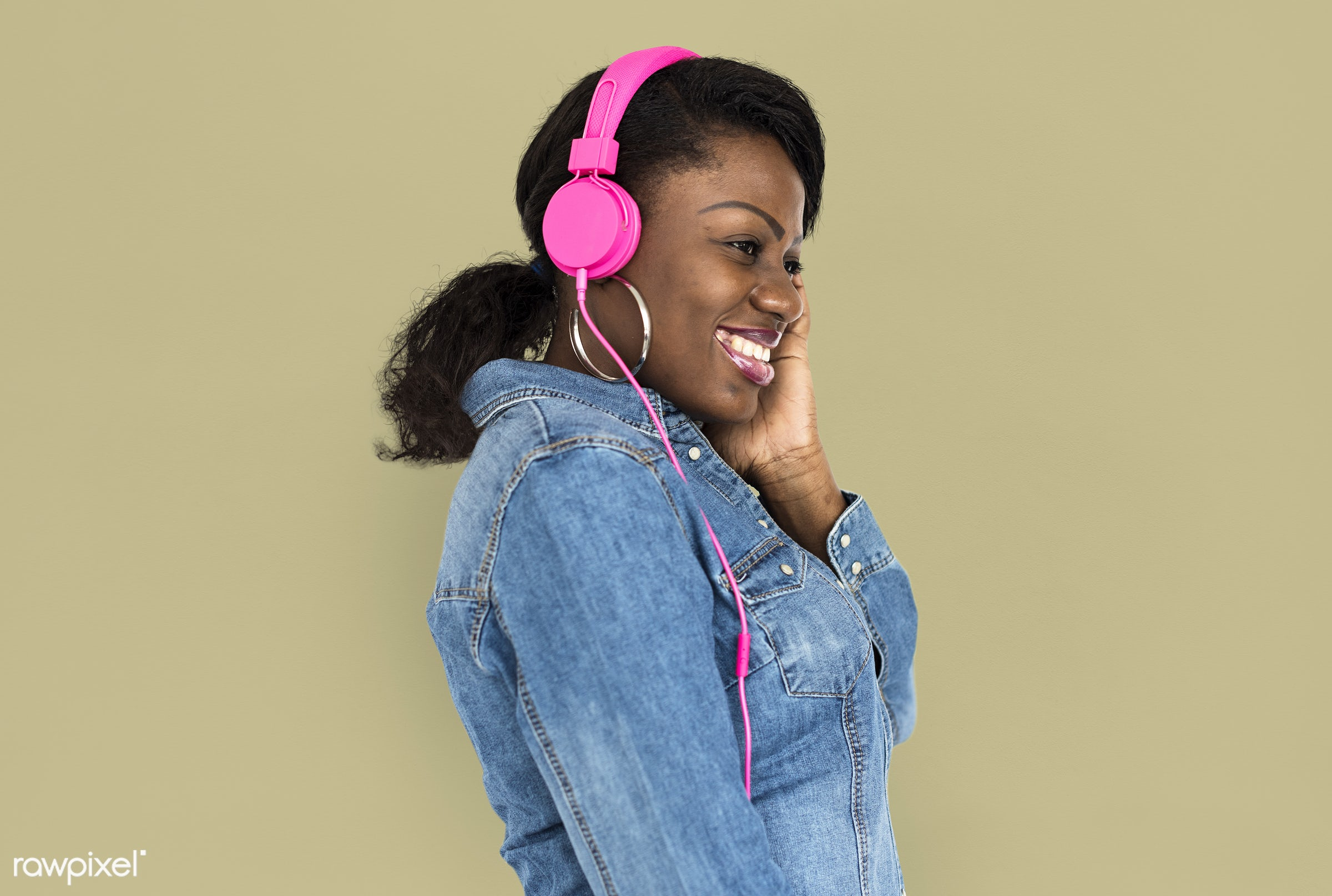 african descent, background, candid, casual, cheerful, earrings, emotion, enjoyment, entertainment, expression, female, girl...