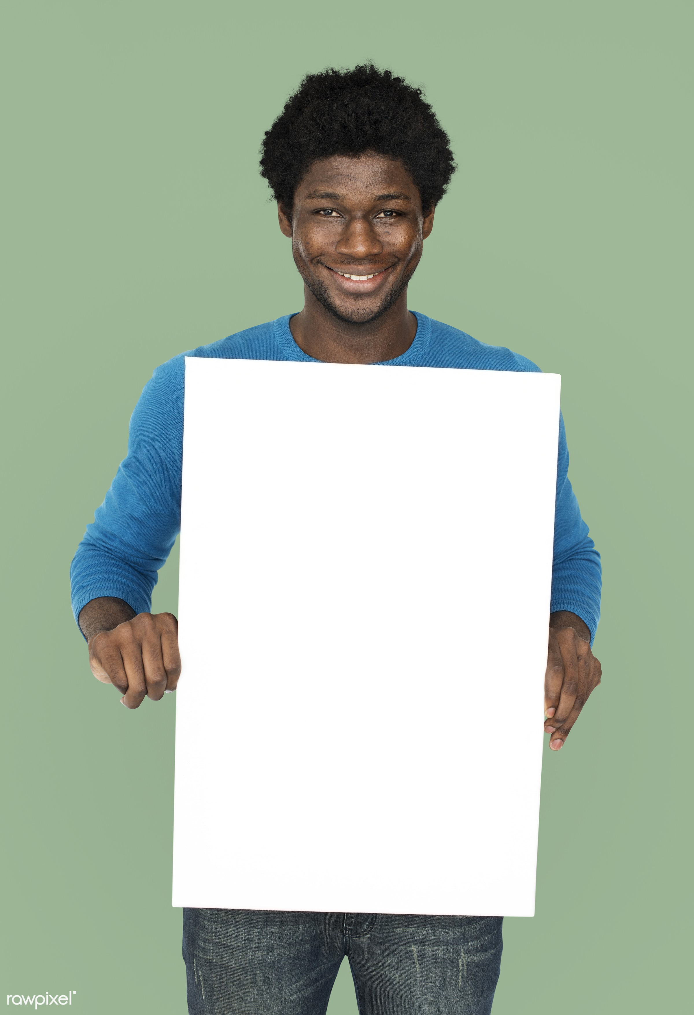 advertising, african american, african descent, background, banner, black, blank, board, casual, cheerful, confident, copy...