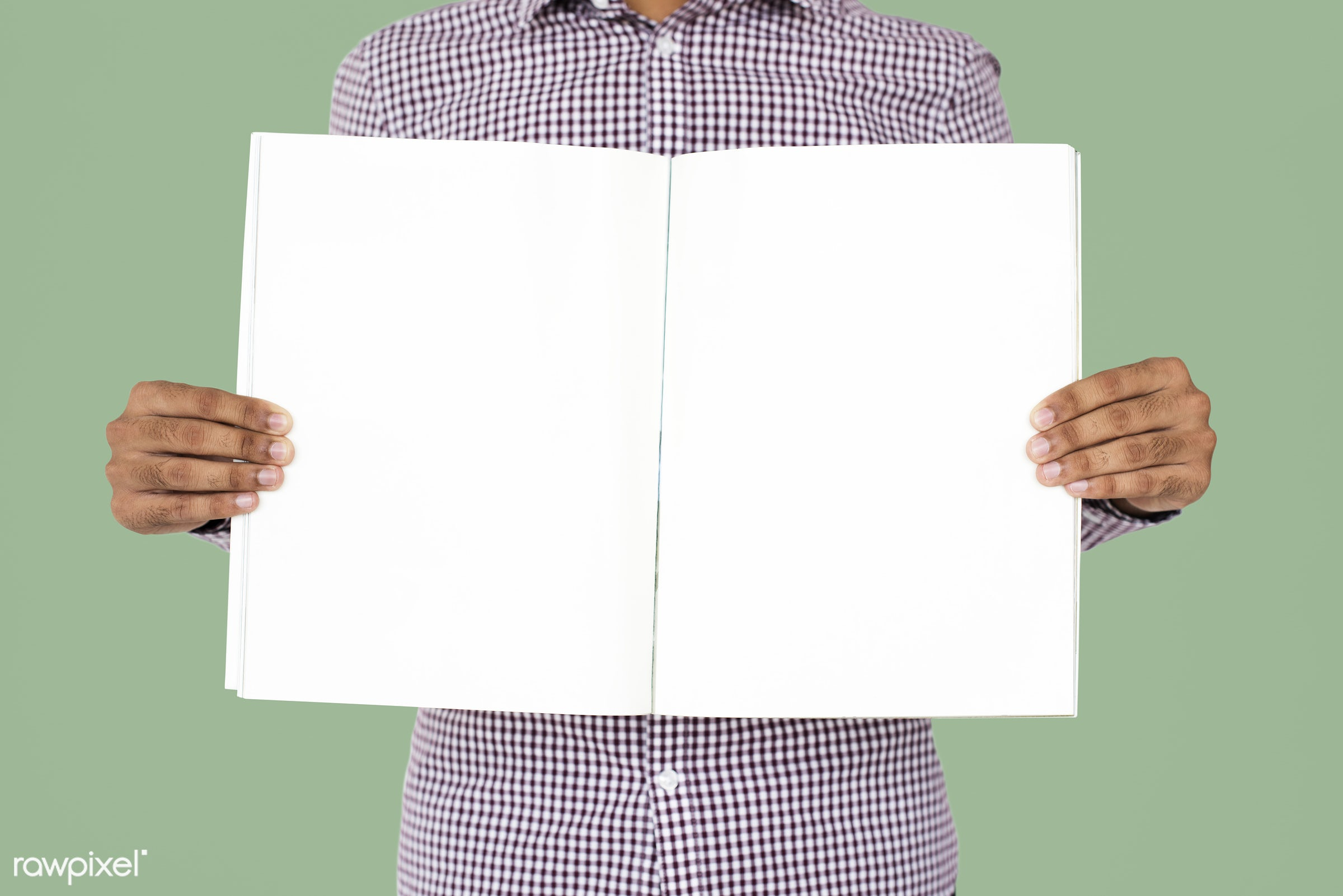 studio, expression, person, model, holding, copyspace, paper, advertising, people, empty, showing, sheet, man, banner,...
