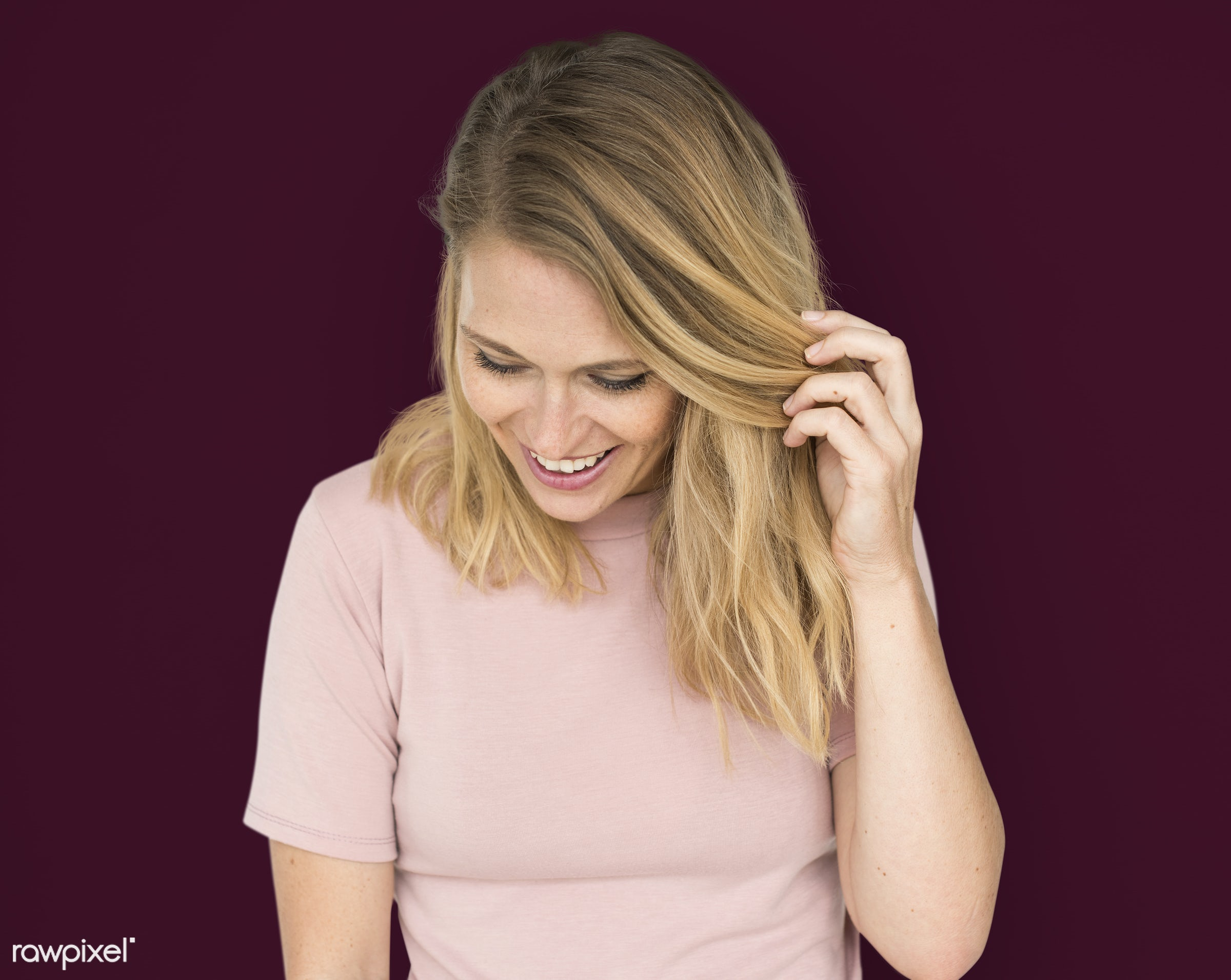 studio, expression, person, model, freedom, relax, optimistic, people, caucasian, laughing, woman, lifestyle, casual,...