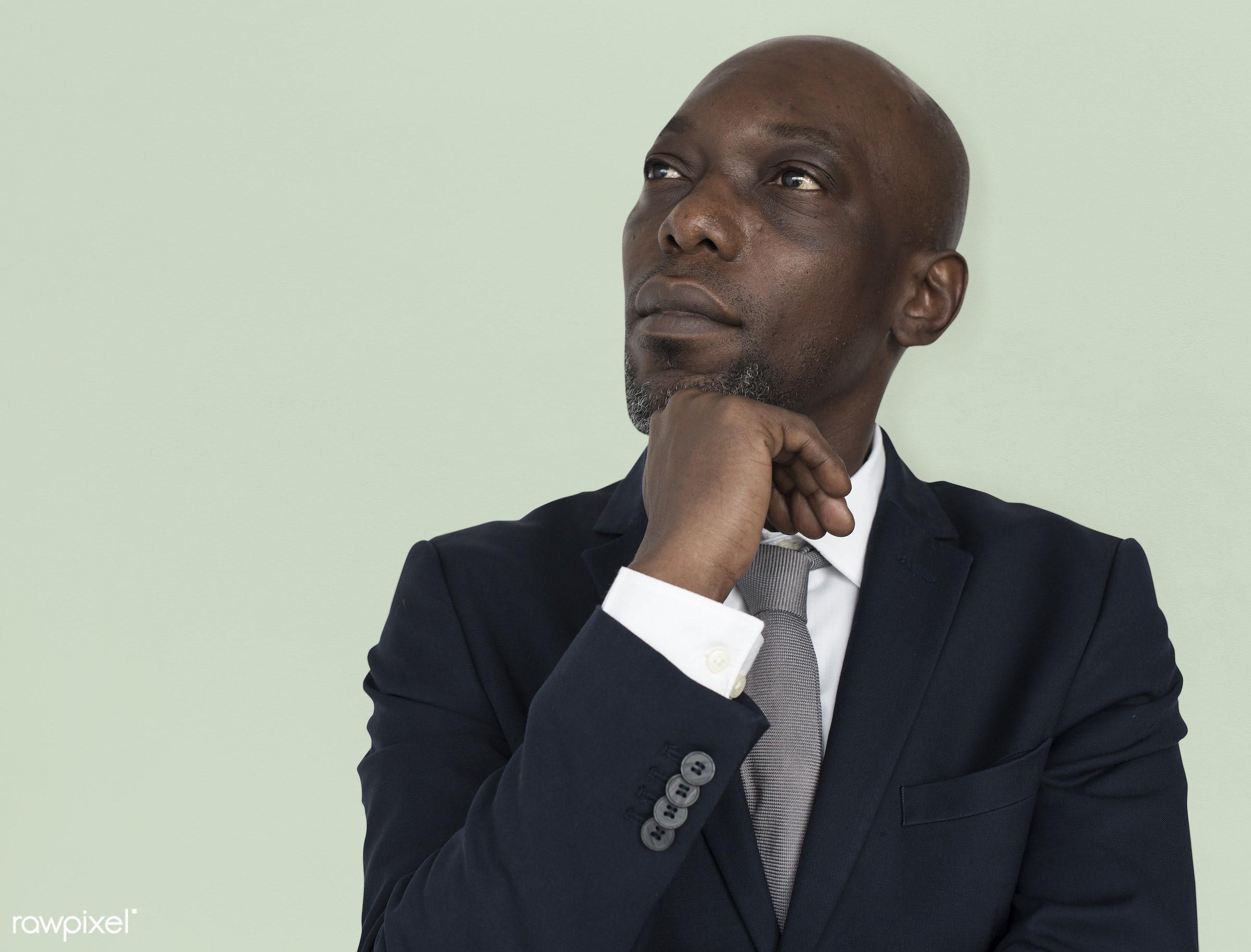 black, african, african american, professional, suit, tie, business, businessman, portrait, man, male