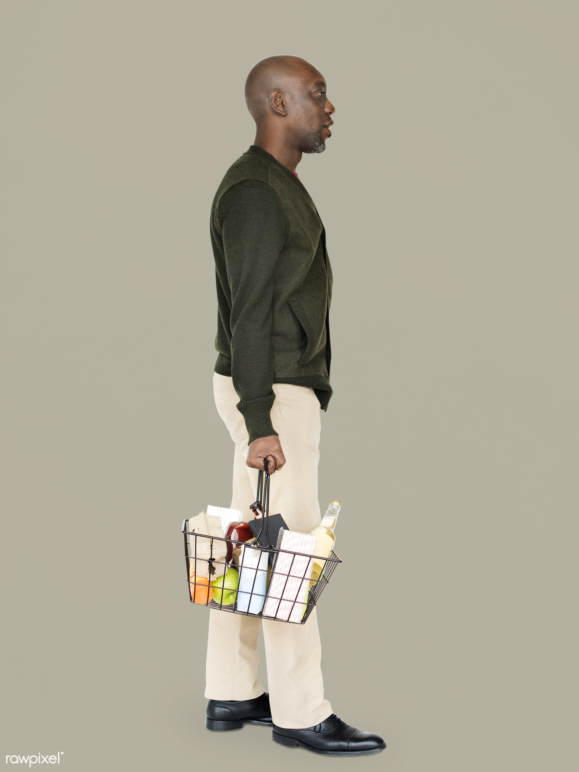 studio, expression, grocery, person, full length, merchandise, store, holding, customer, consumer, race, people, lifestyle,...