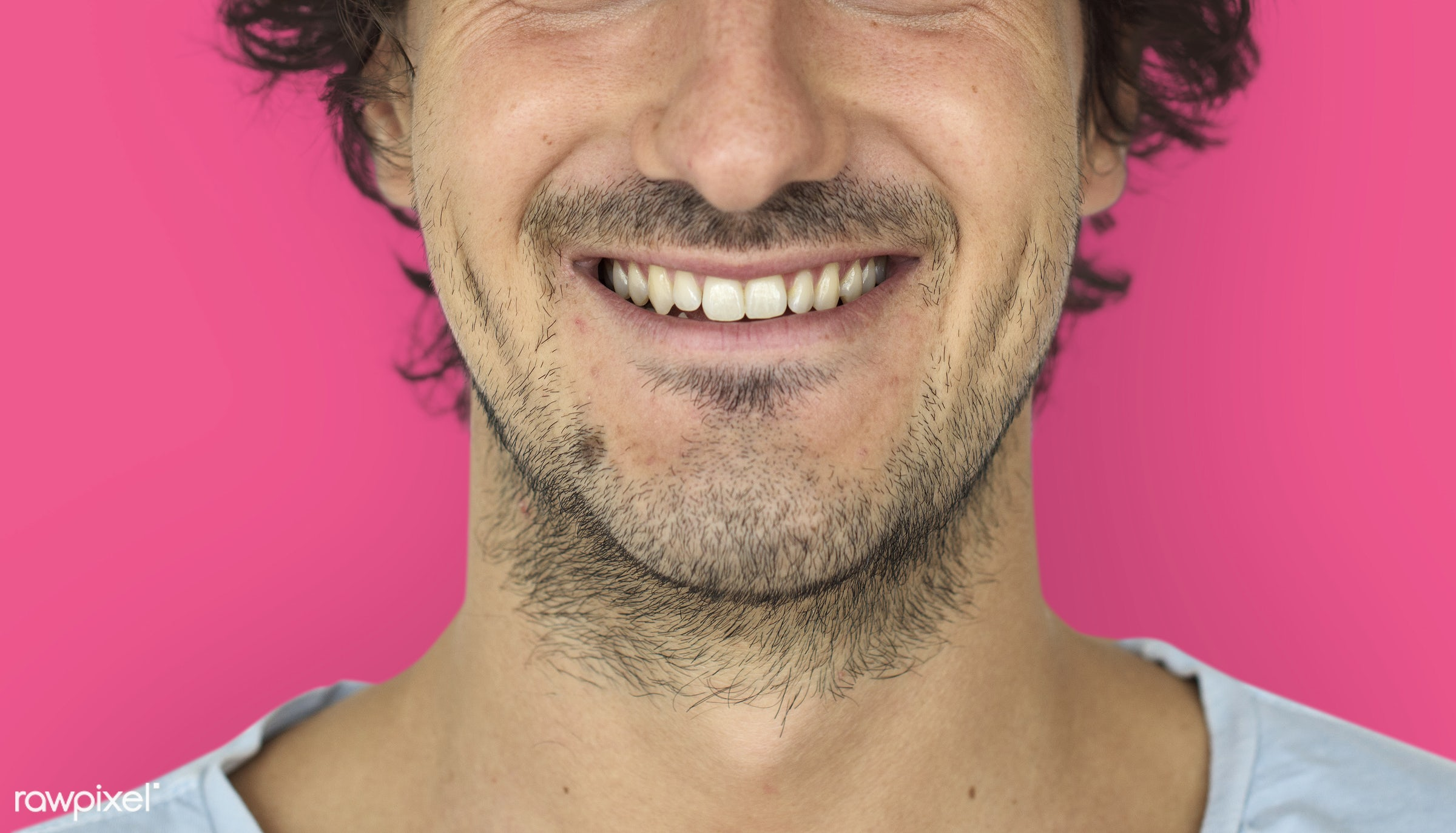 studio, expression, model, person, freedom, relax, optimistic, people, caucasian, laughing, casual, lifestyle, pink,...
