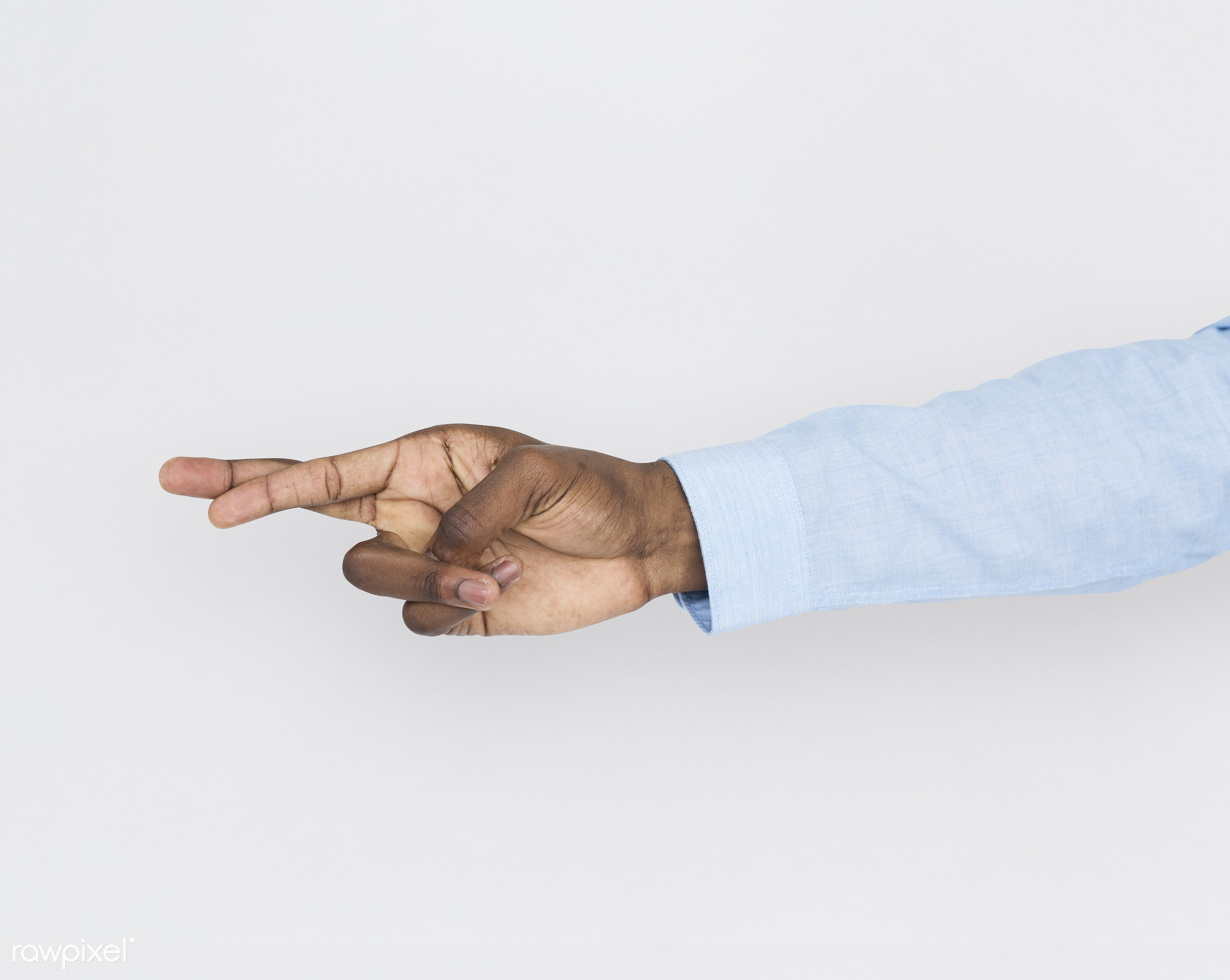 luck, african american, african descent, background, cut-out, dishonesty, finger, fingers crossed, gesture, hand, hope,...